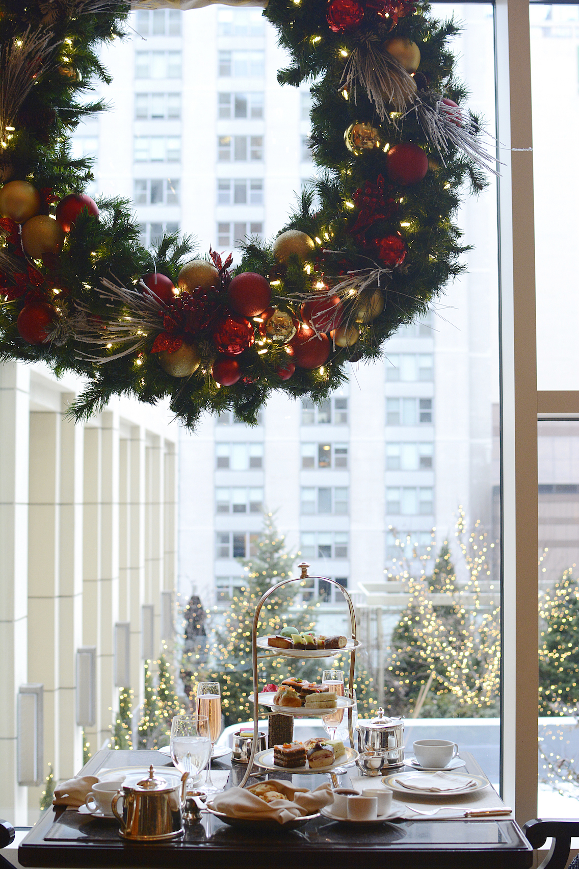 Peninsula Chicago Holiday Afternoon Tea 2015 22