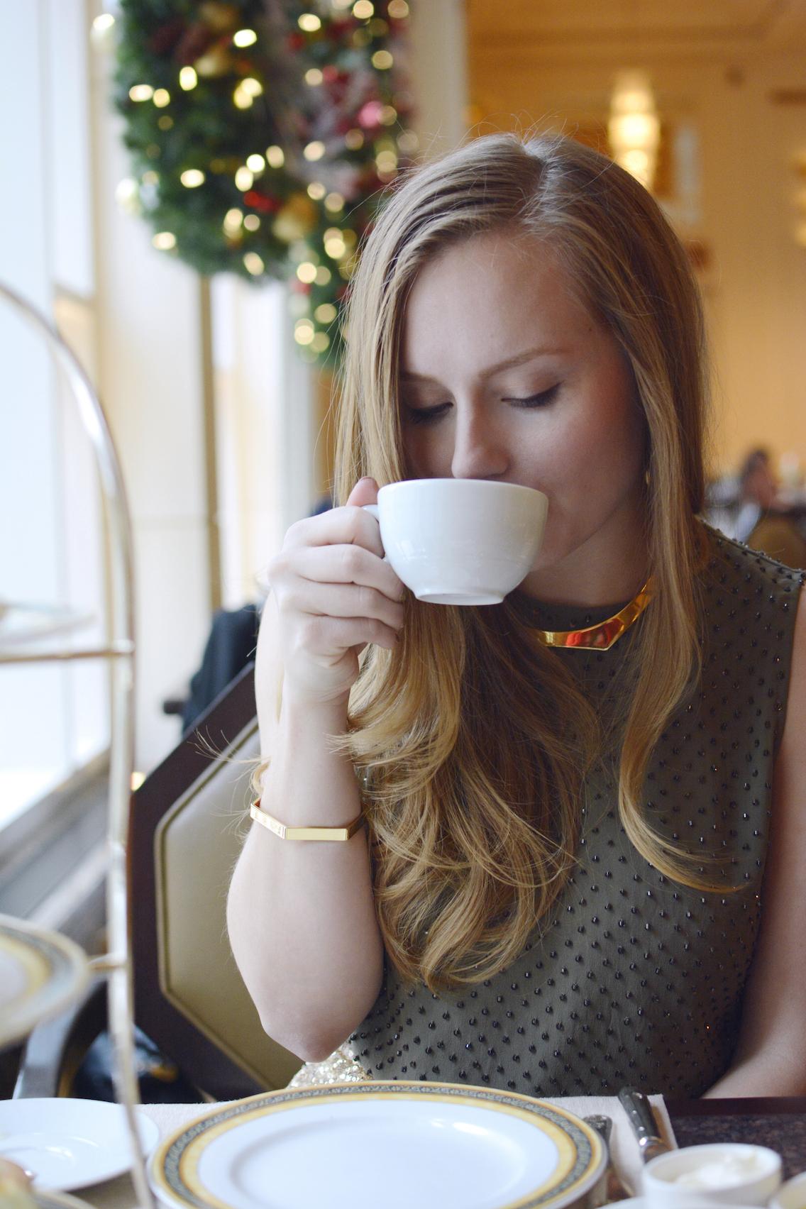 Peninsula Chicago Holiday Afternoon Tea 2015 25