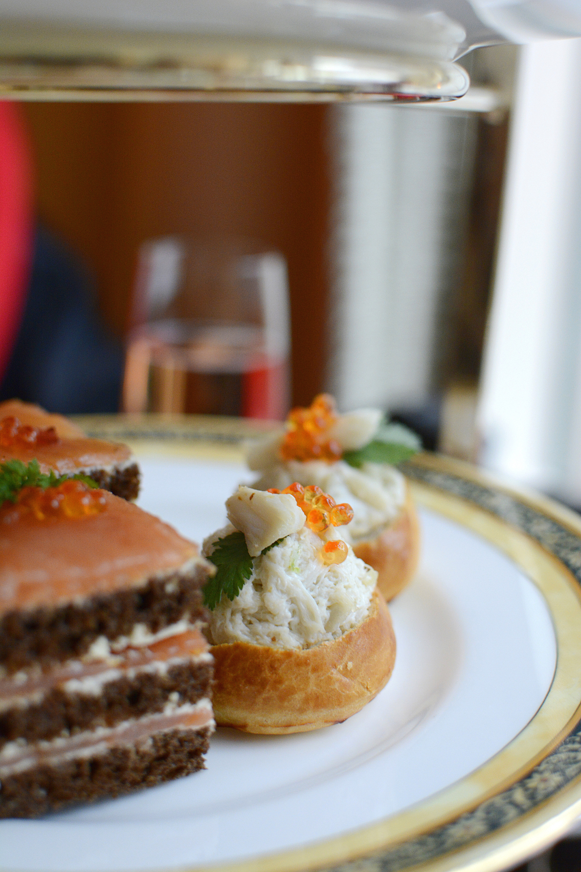Peninsula Chicago Holiday Afternoon Tea 2015 34