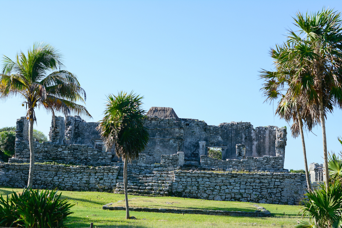Tulum Mayan Ruins Mexico 6