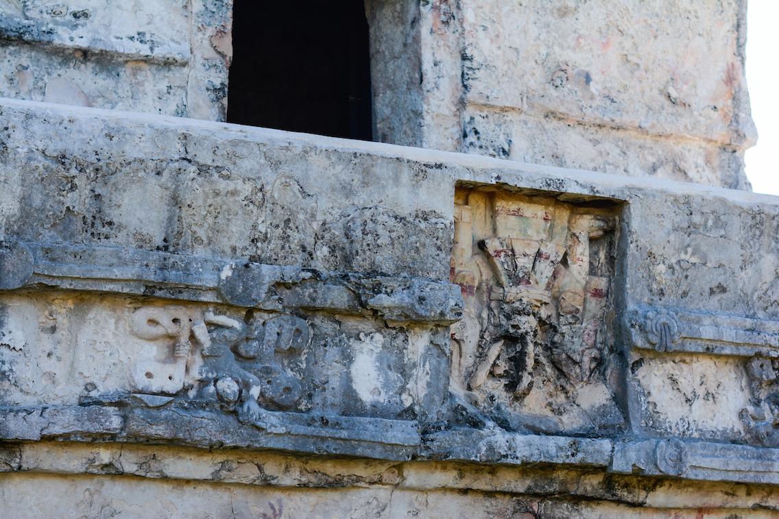 Tulum Mayan Ruins Mexico 12