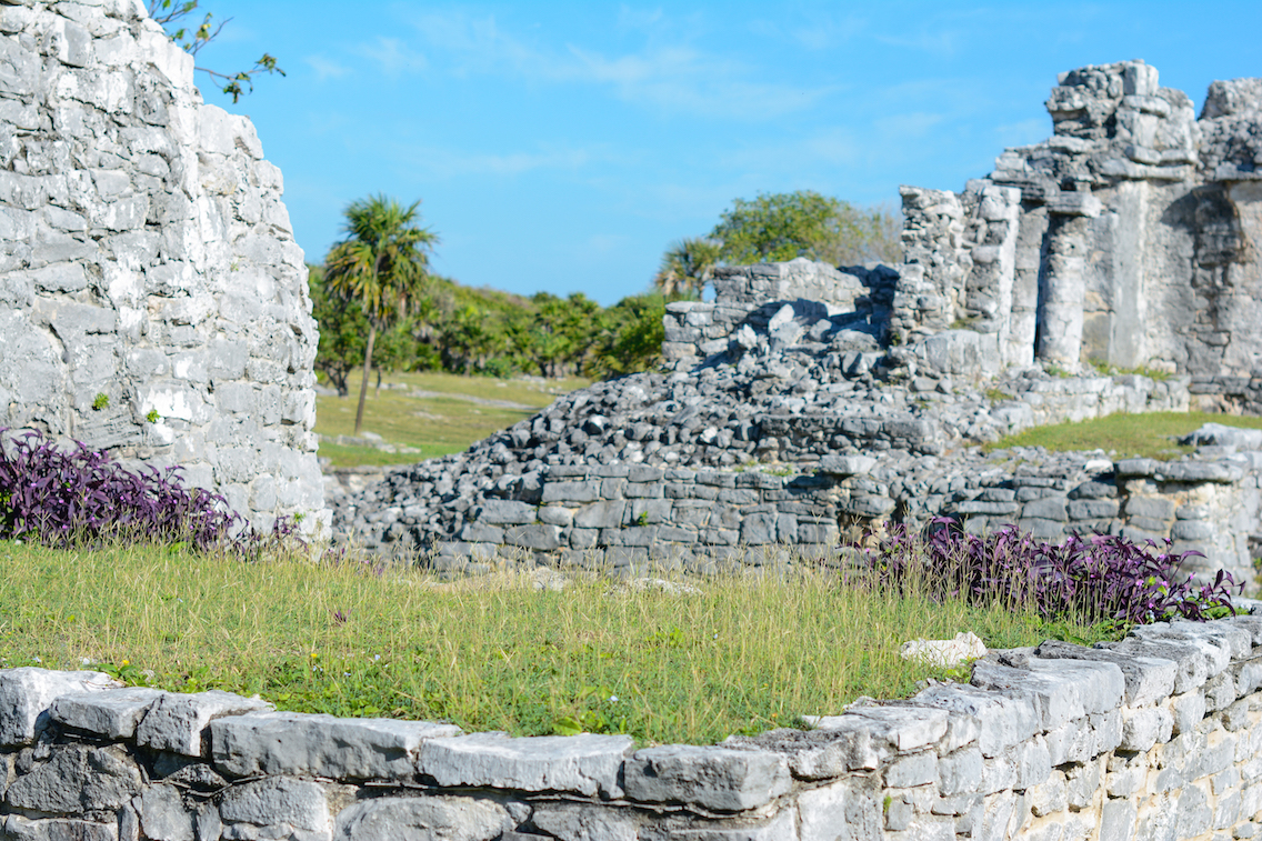 Tulum Mayan Ruins Mexico 16