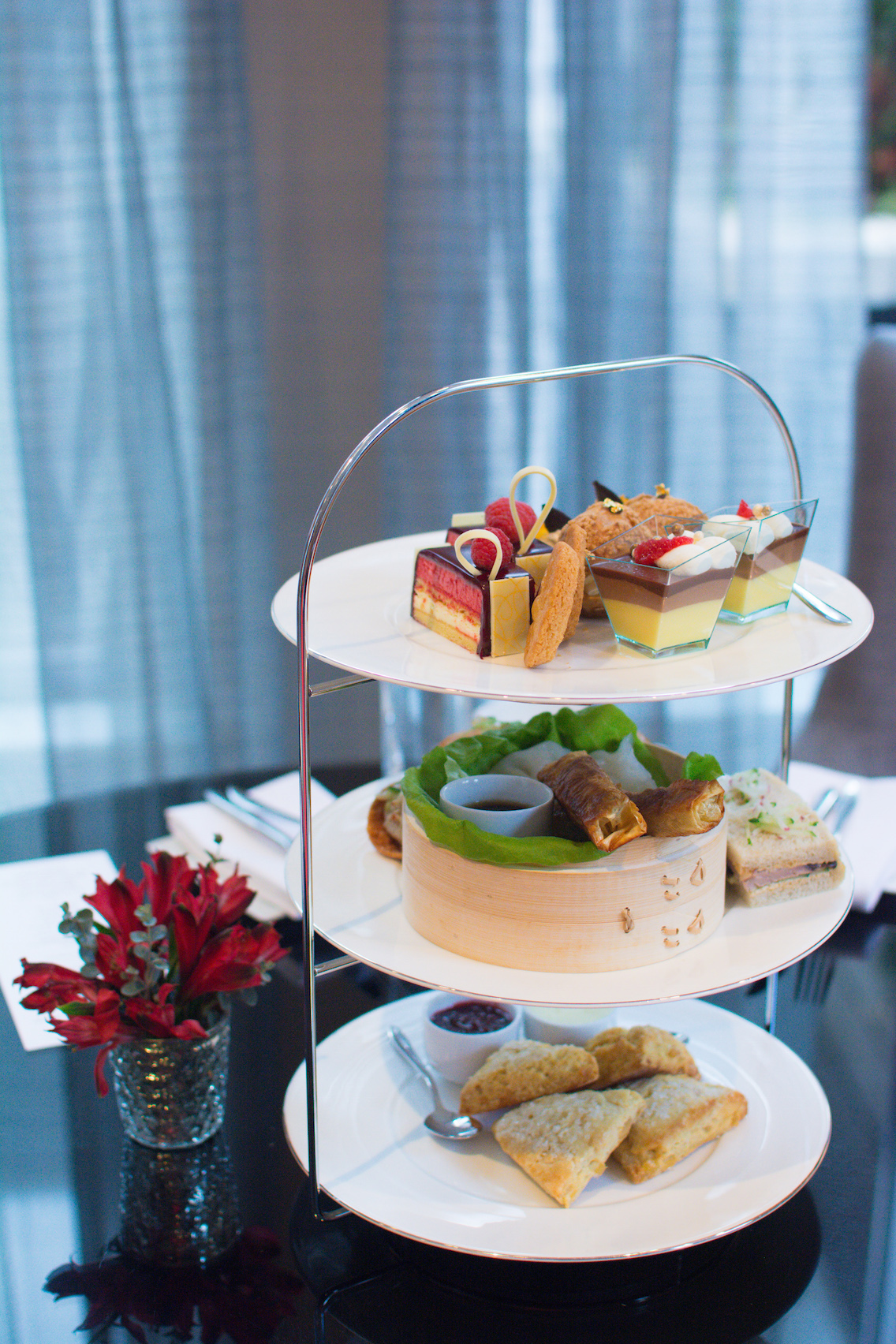 Waldorf Astoria Chinese Afternoon Tea 2016 30