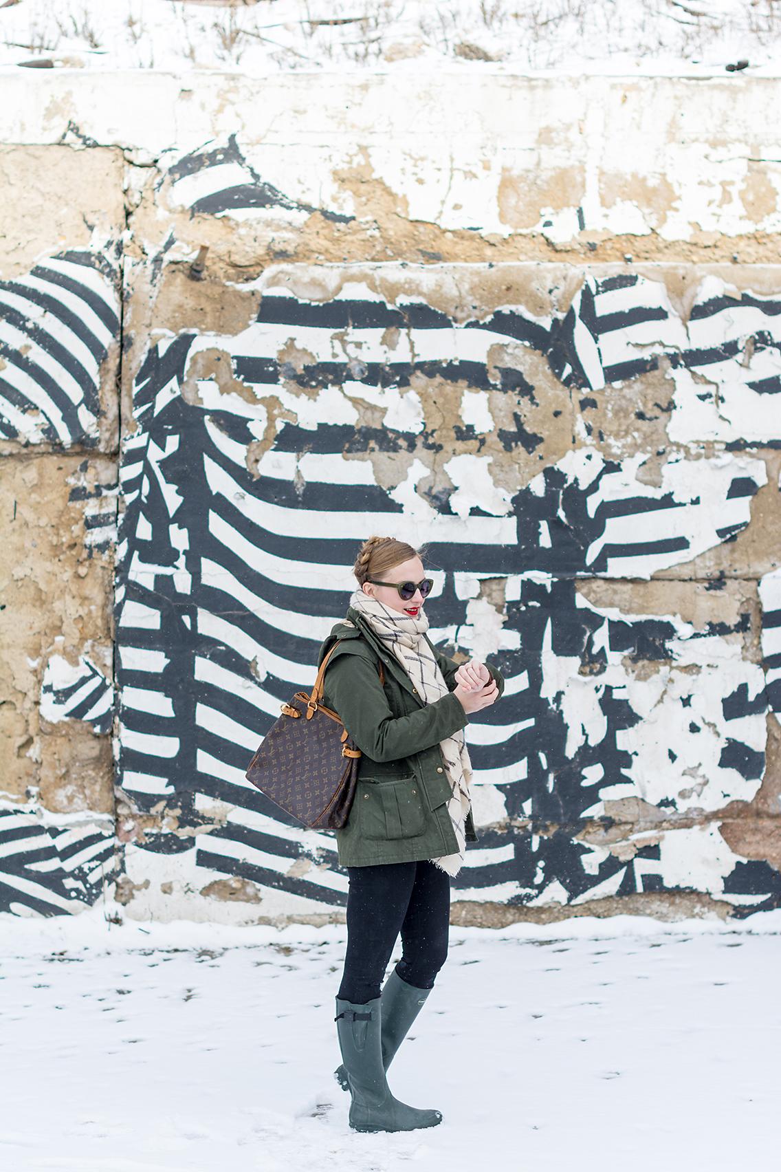 Barbour Louis Vuitton Le Chameau Winter 37
