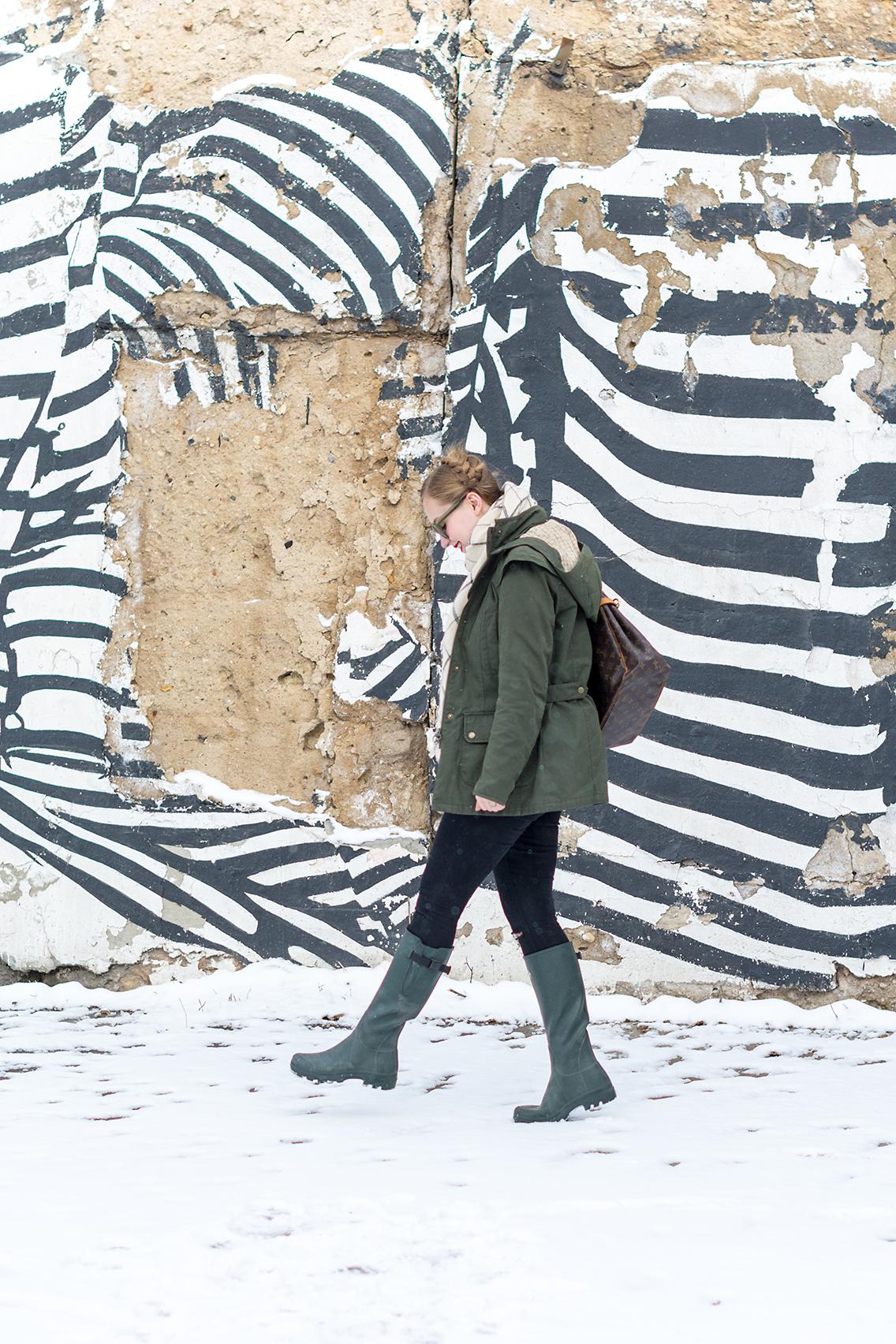 Barbour Louis Vuitton Le Chameau Winter 20