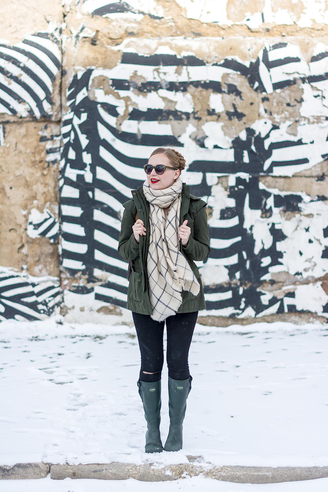 Barbour Louis Vuitton Le Chameau Winter 16