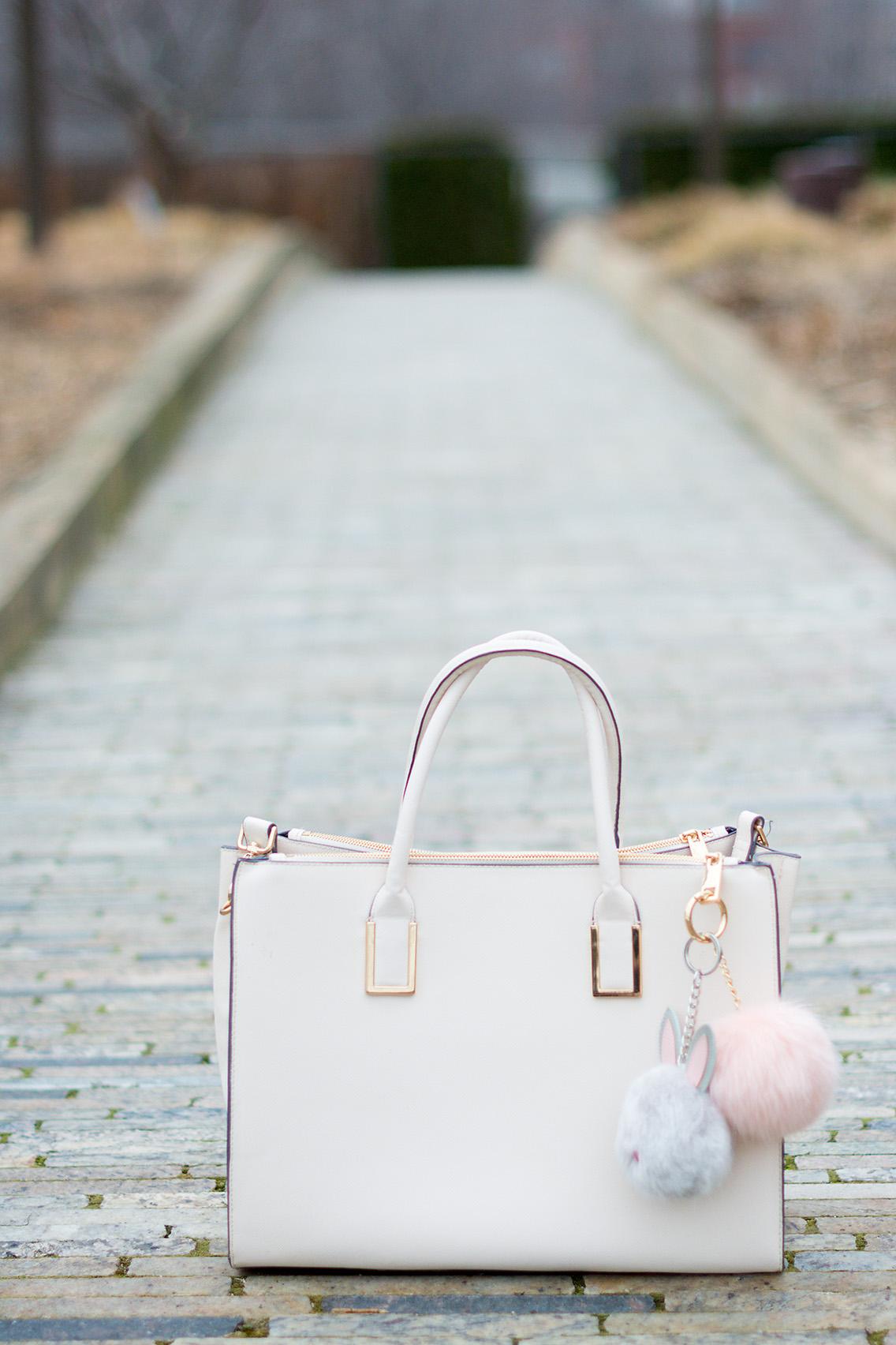 H&M J Brand Misfit Pale Pink Pumps