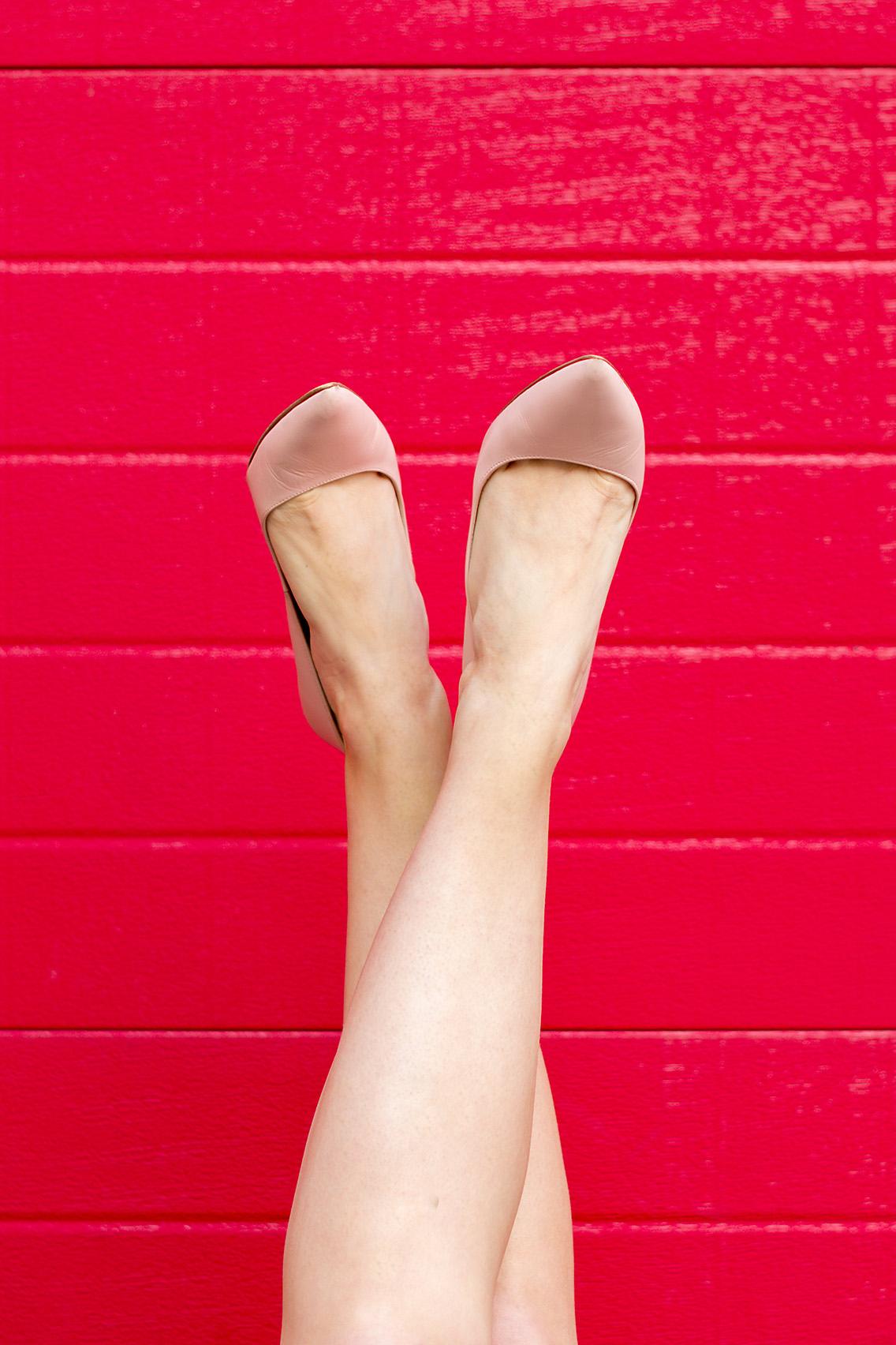 Frame Denim Zara Stila Red Lips-31980