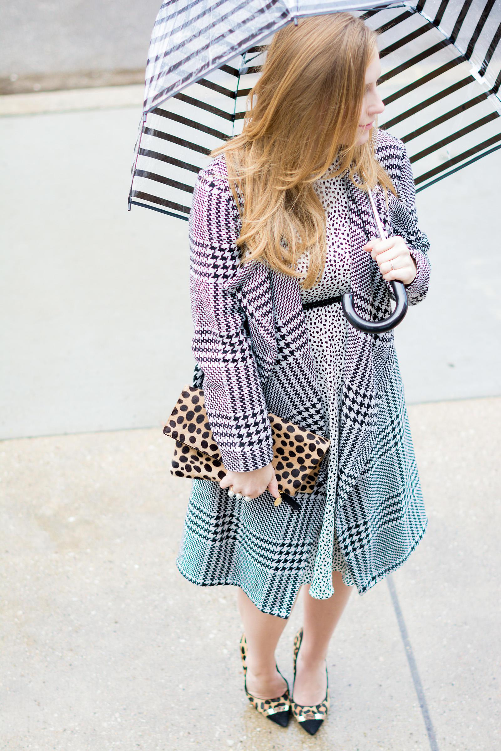 April Showers Outfit Stripes-43059