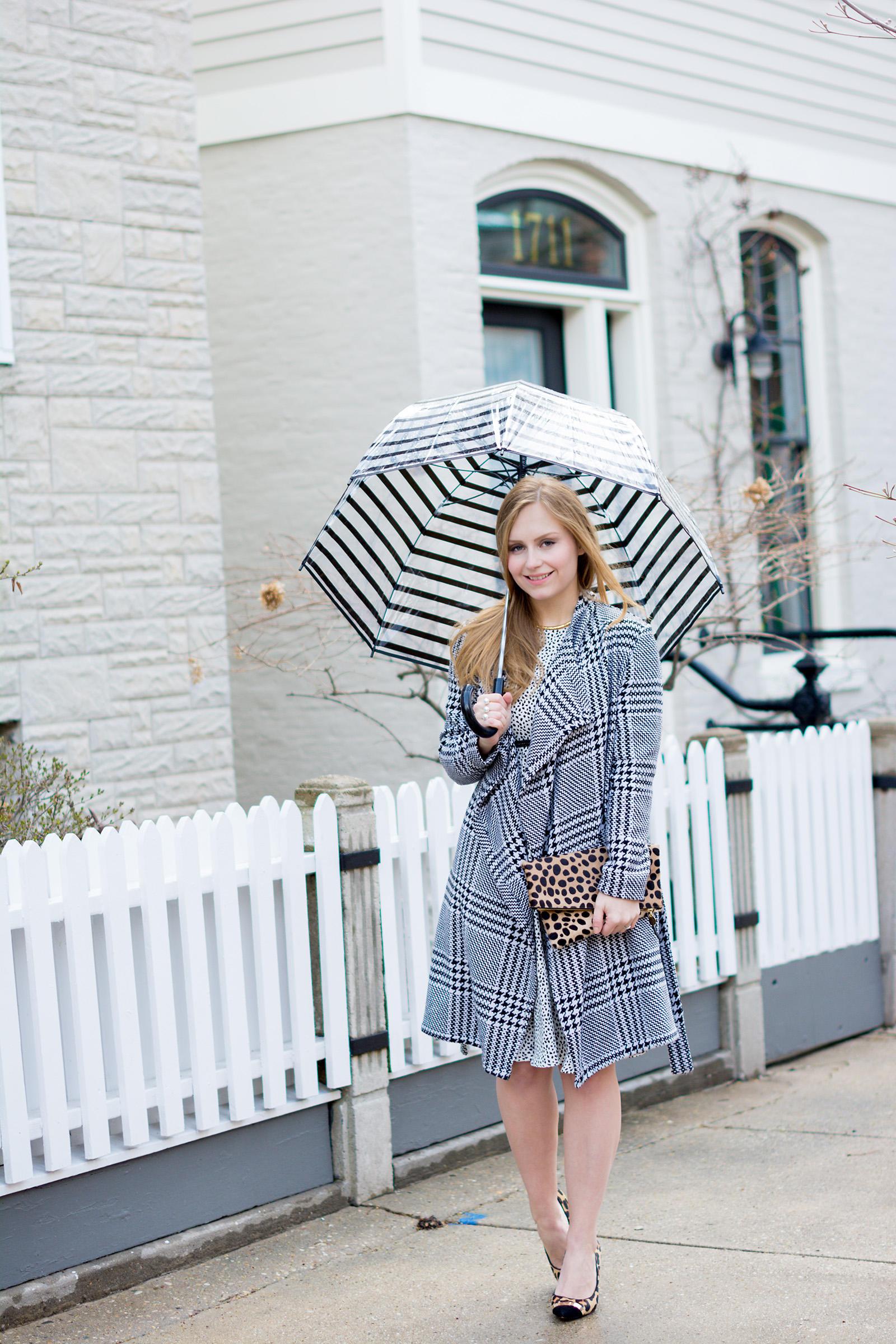 April Showers Outfit Stripes-43119