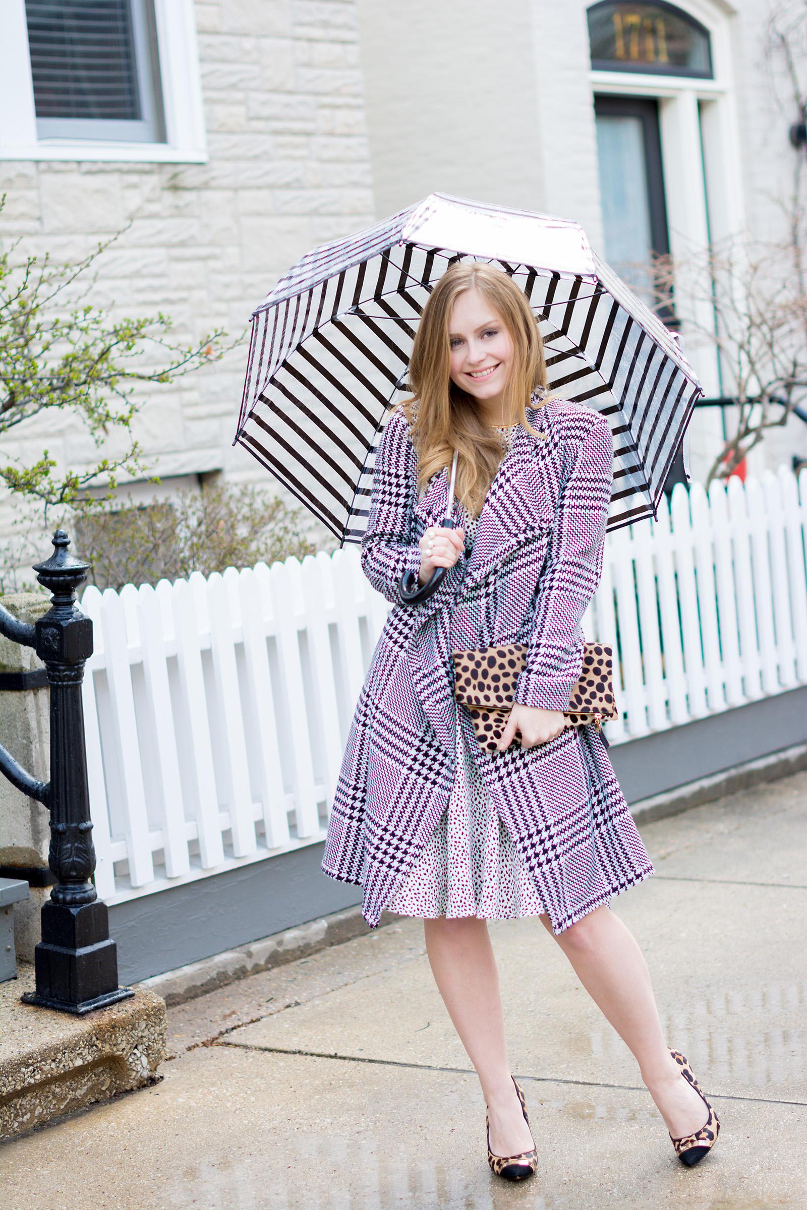 April Showers Outfit Stripes-43160