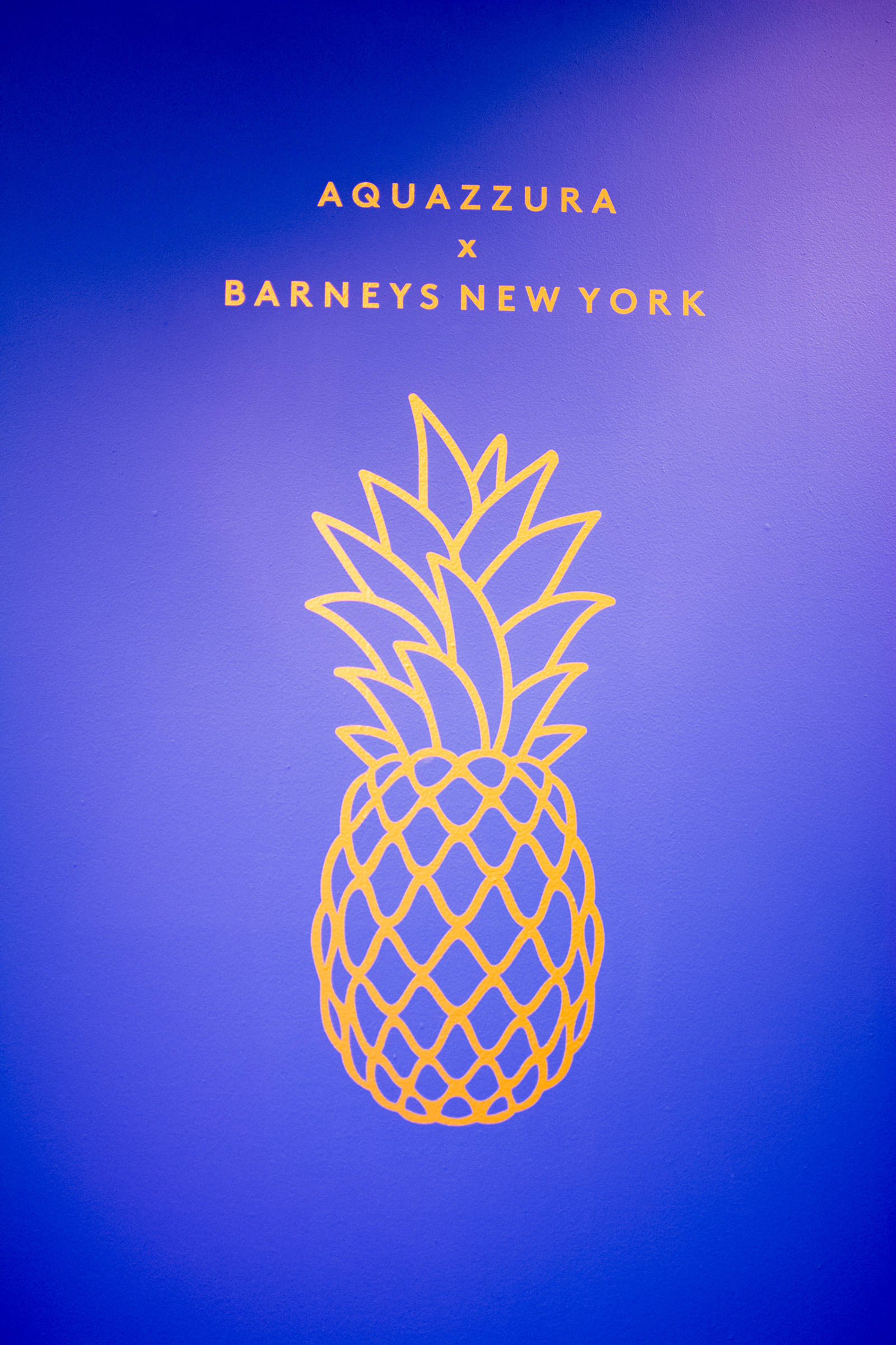 Barneys Chicago Aquazzura April 2016