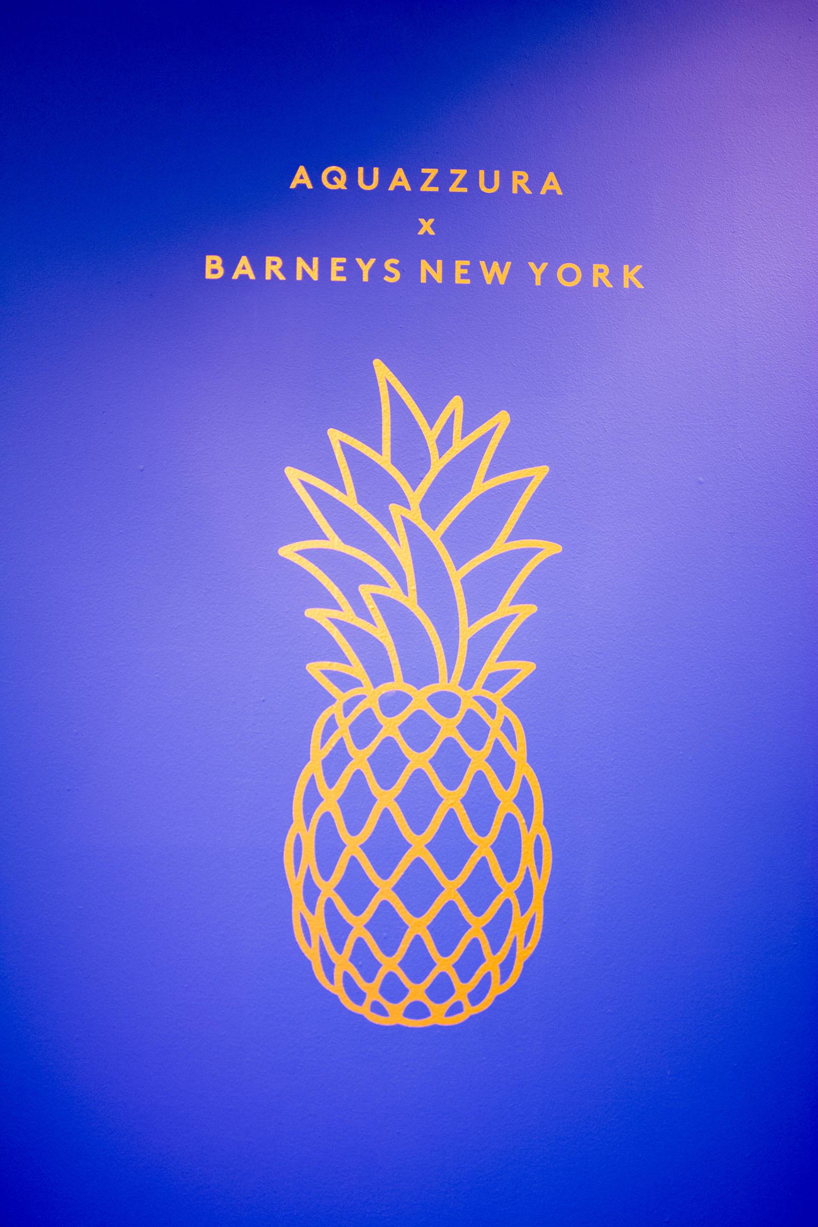 Barneys Chicago Aquazzura April 2016