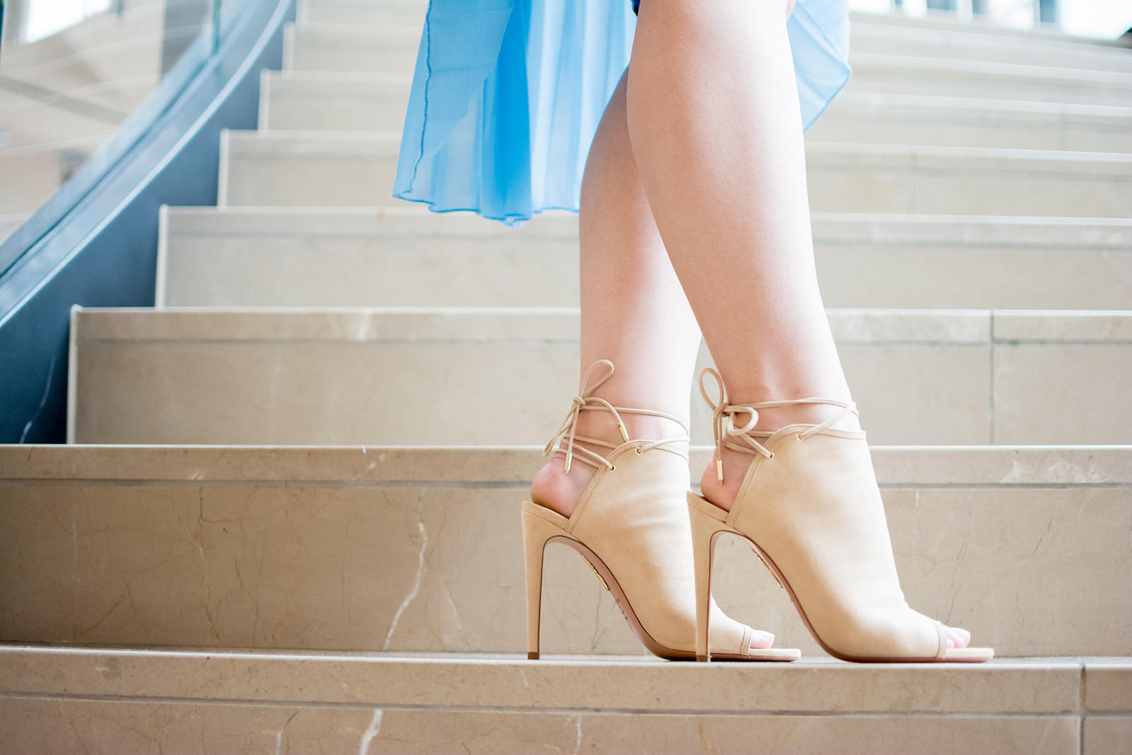 Aquazzura Mayfair Booties