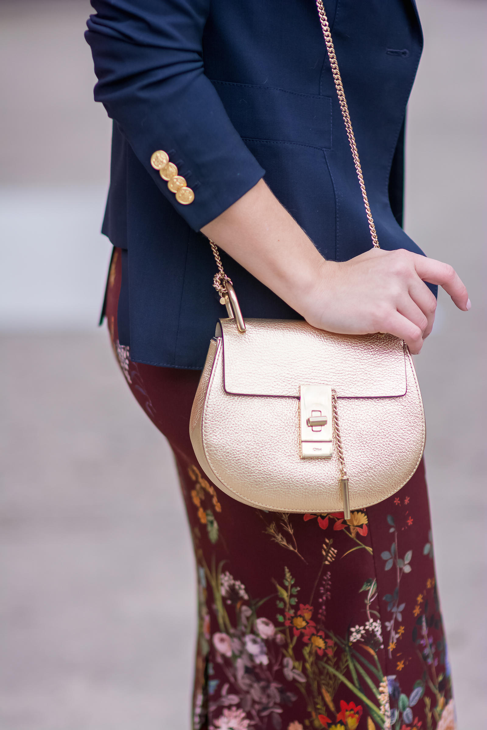 Chloé Drew Mini Bag LK Bennet Pumps