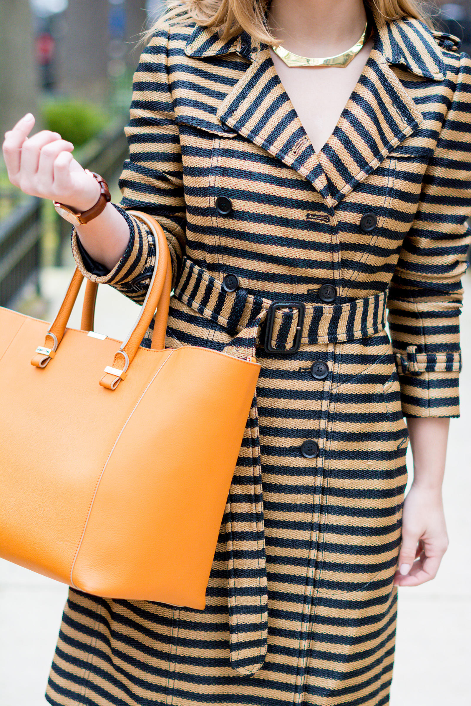 Burberry Trench Coat Spring Style