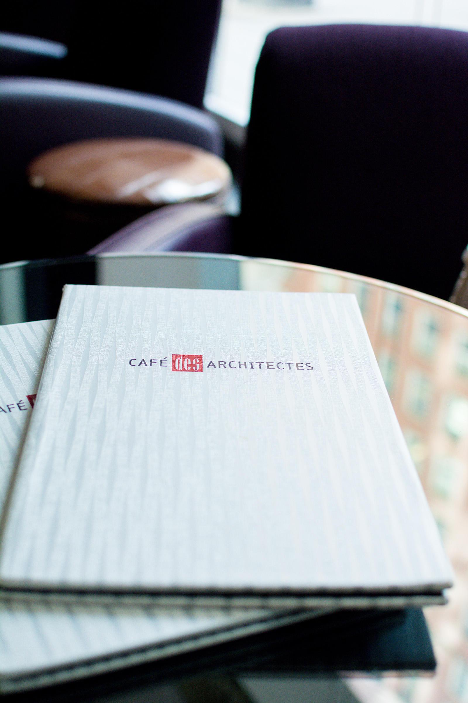 cafe des architectes sofitel chicago