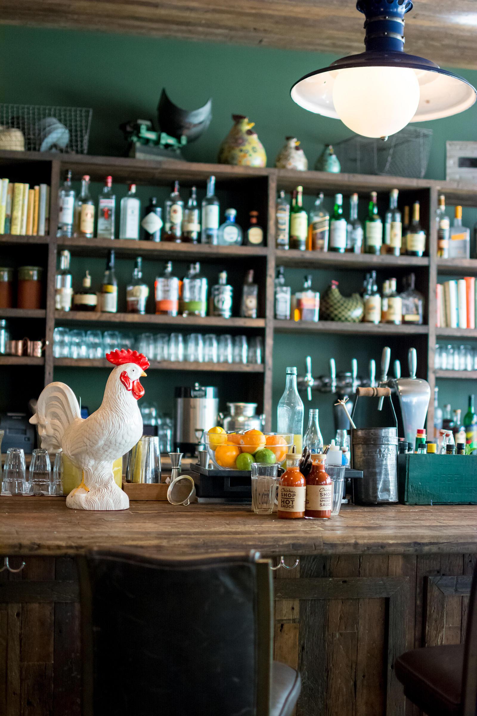 Chicken Shop Lunch