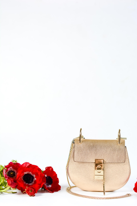 Chloé Mini Drew Bag-38301 NEW