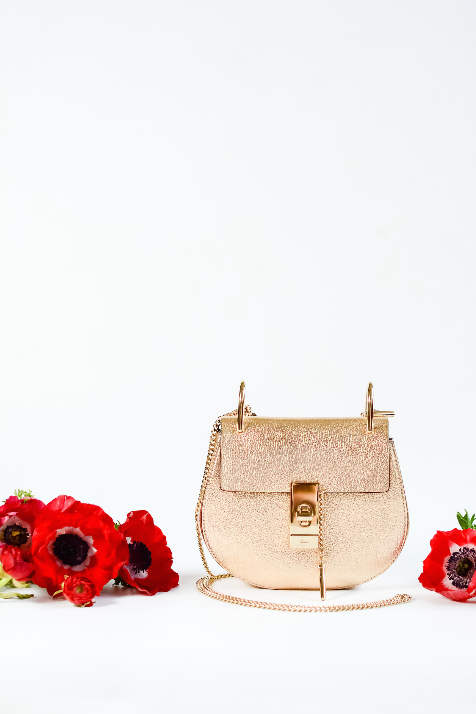 Chloé Mini Drew Bag-38330 NEW
