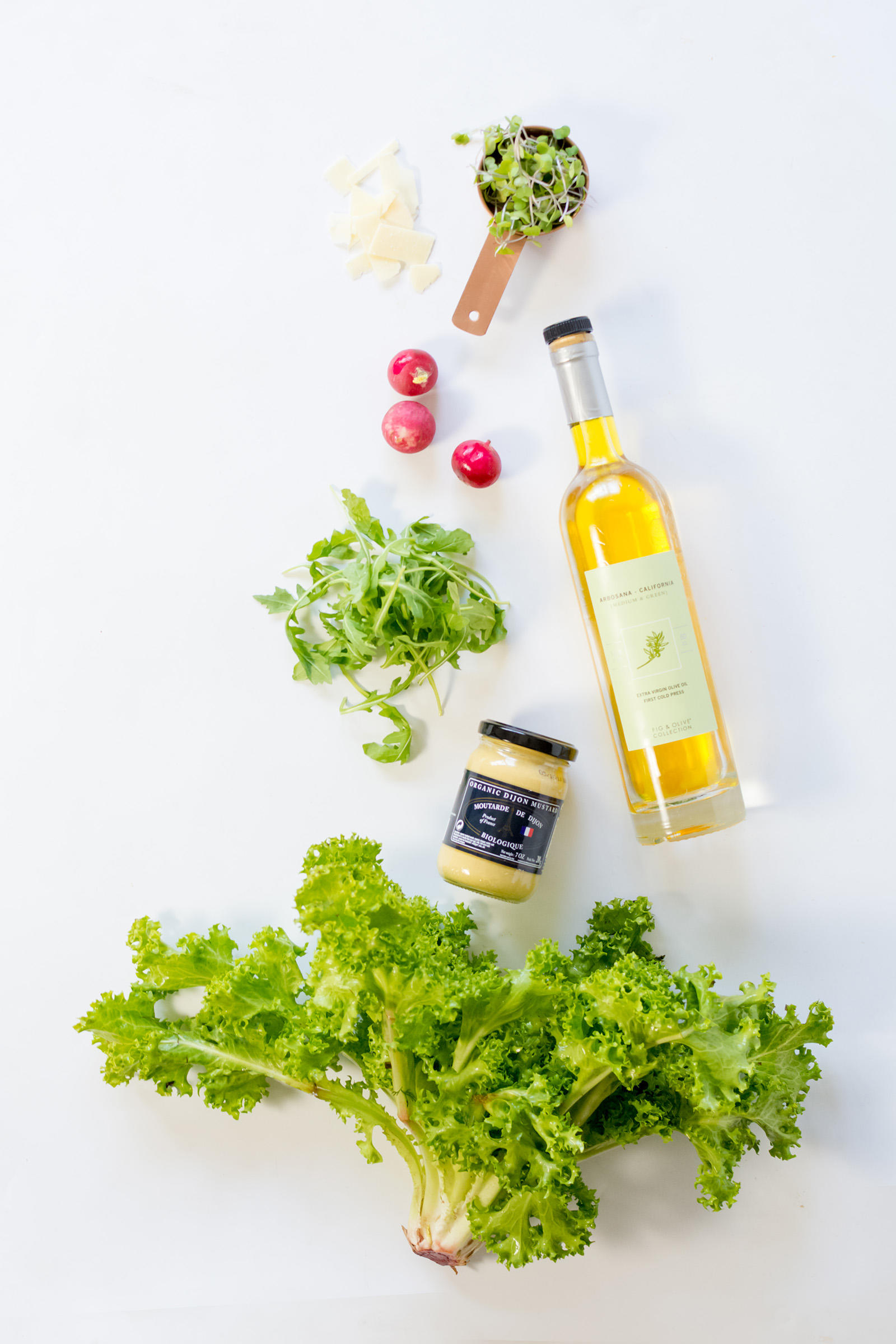 Simple French Dijon Dressing Recipe