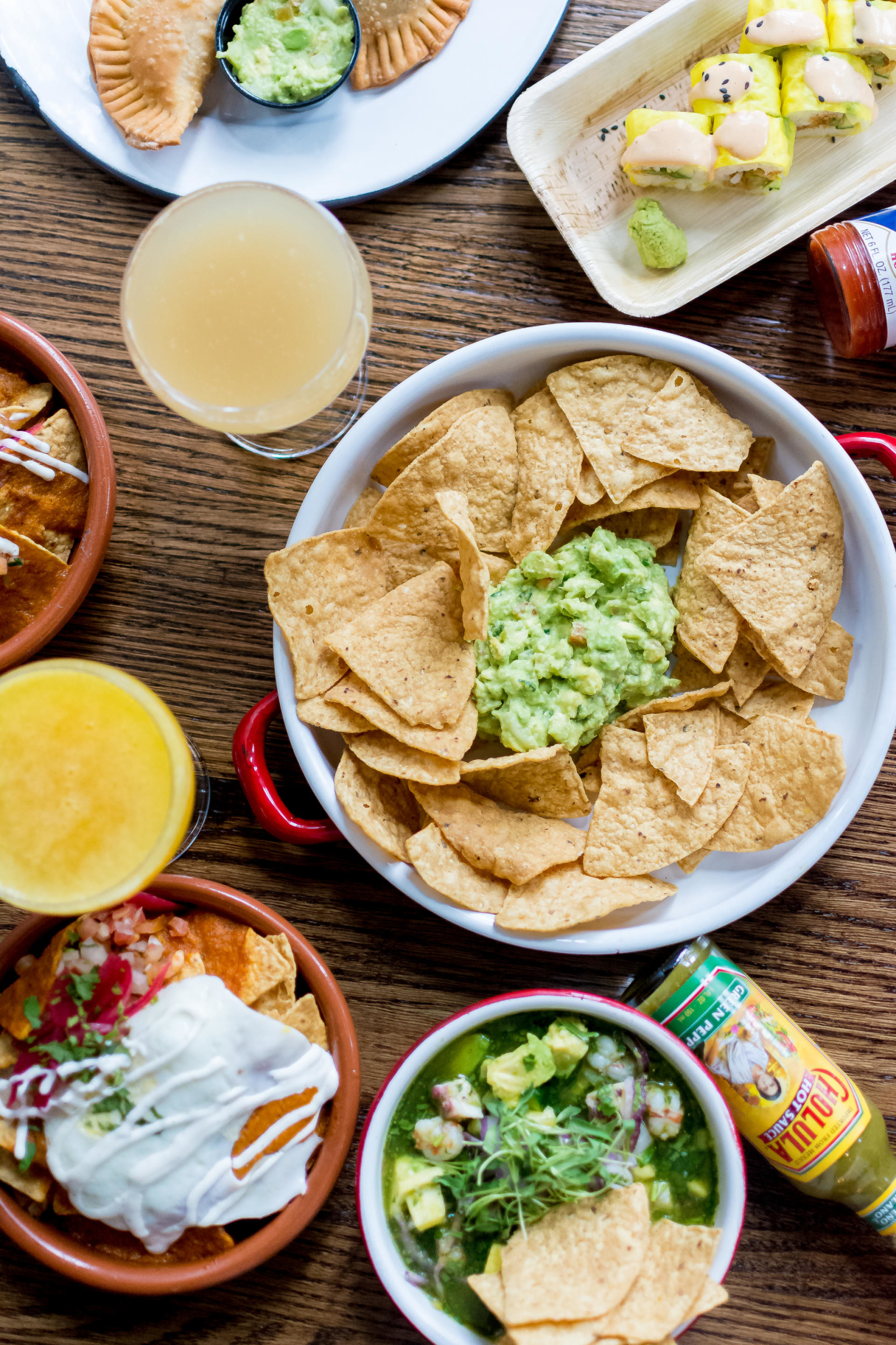 Brunch at Chicago's Latinicity
