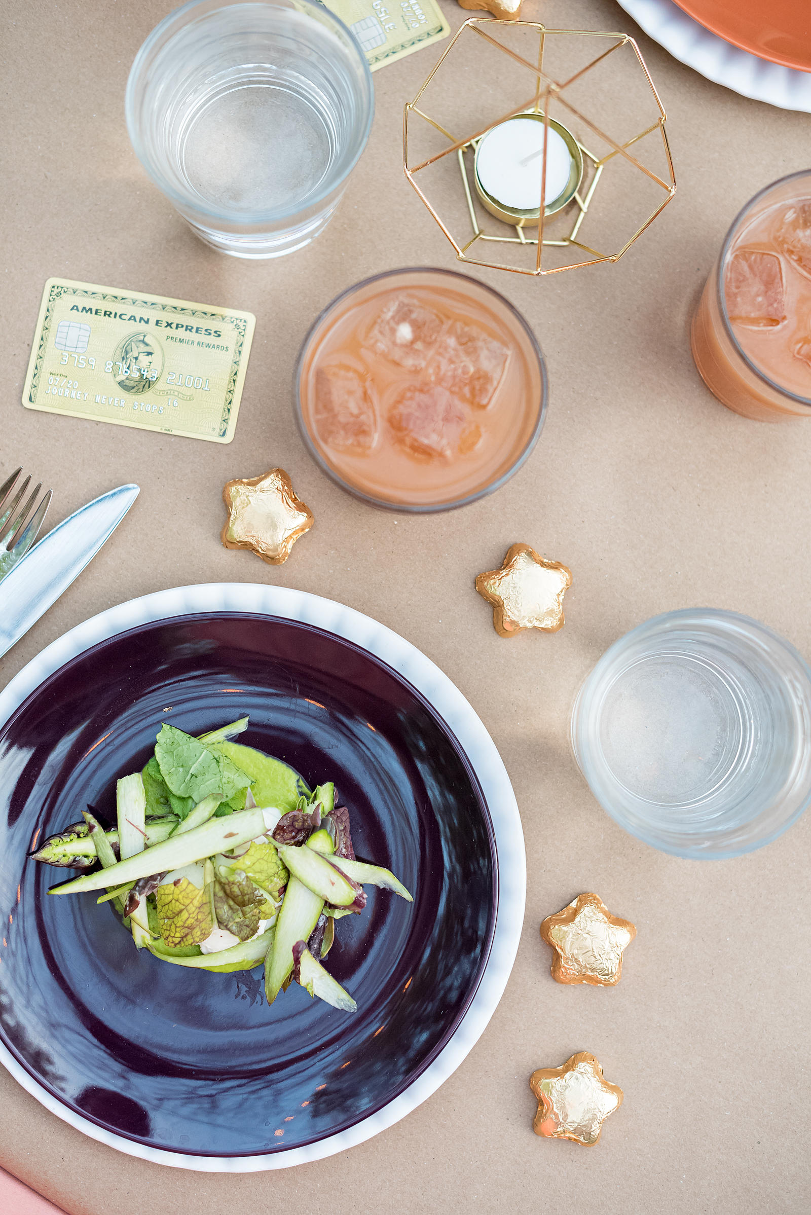 AMEX Gold x Infatuation Chicago Dinner Spring 2016