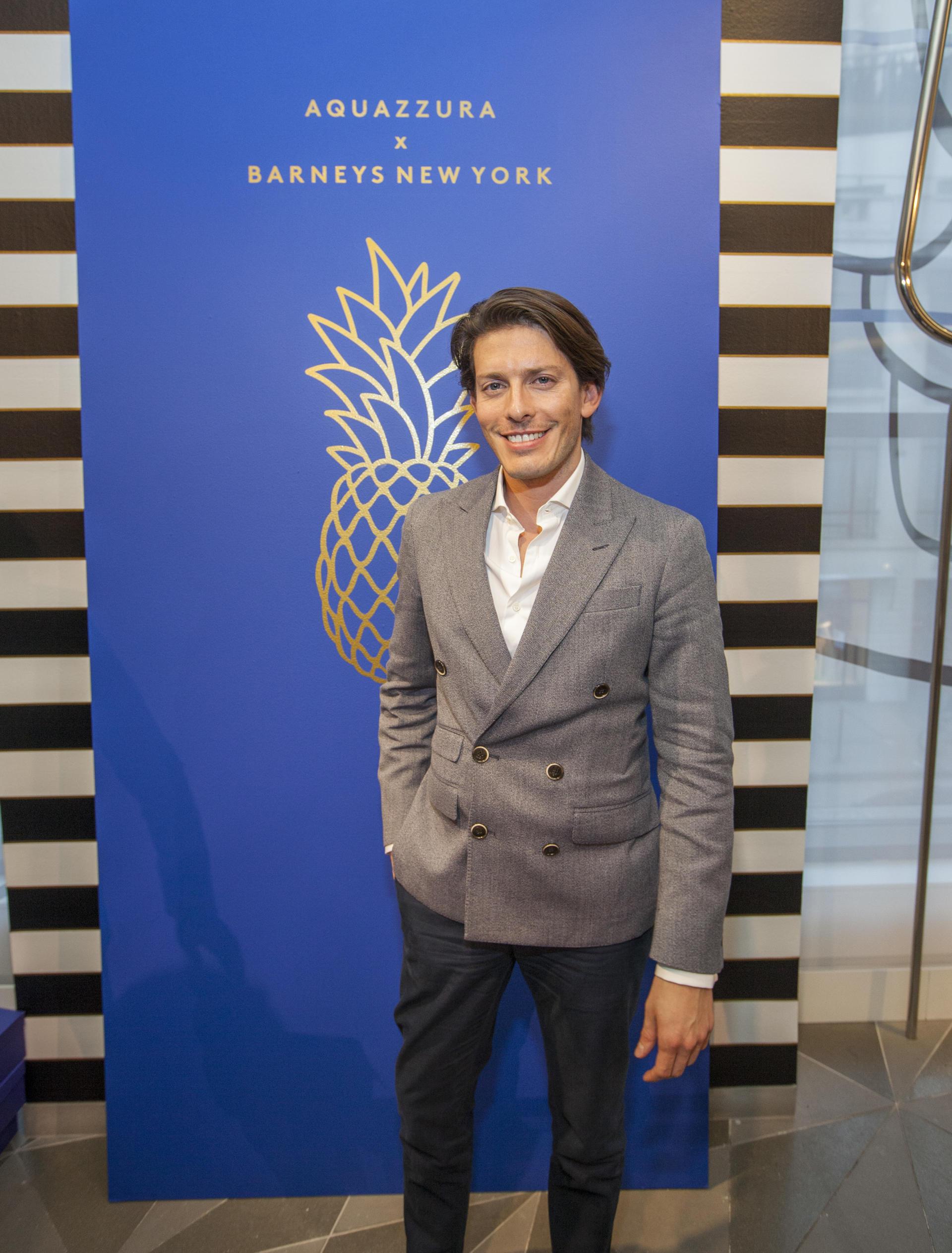Barneys Chicago Edgardo Osorio Interview Aquazzura