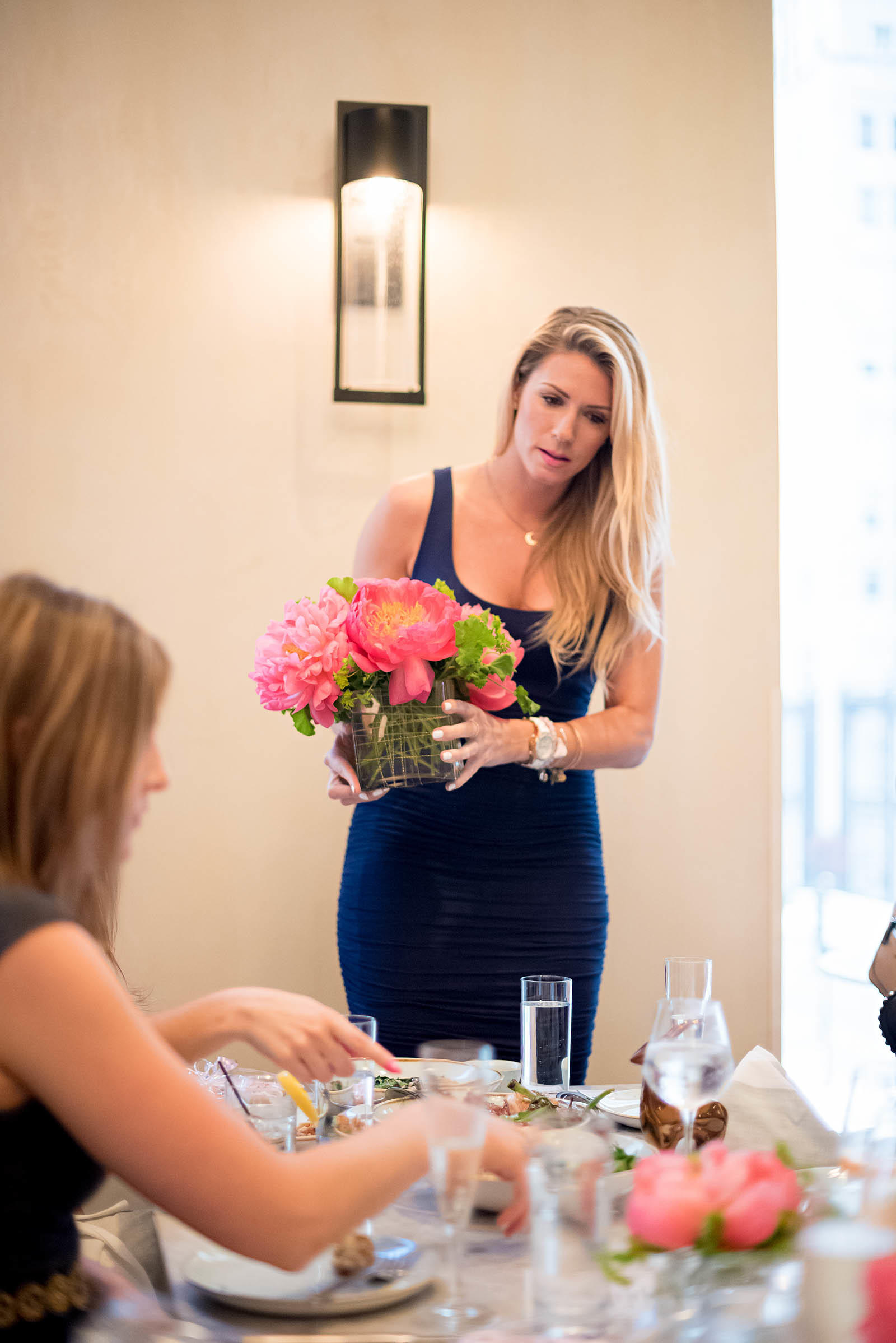 Cafe Spiaggia Chicago Baby Shower