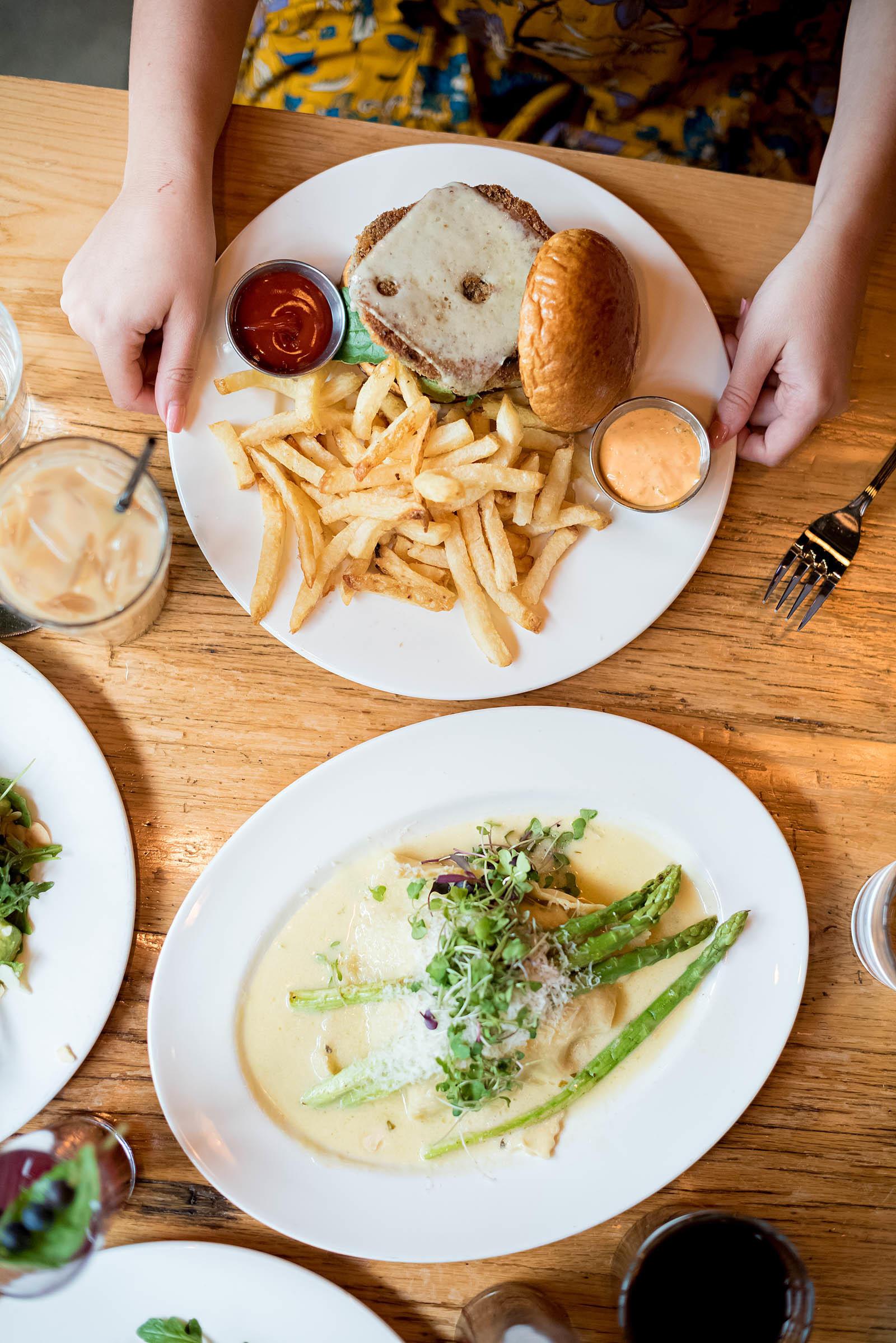Beatrix Chicago Lunch--40