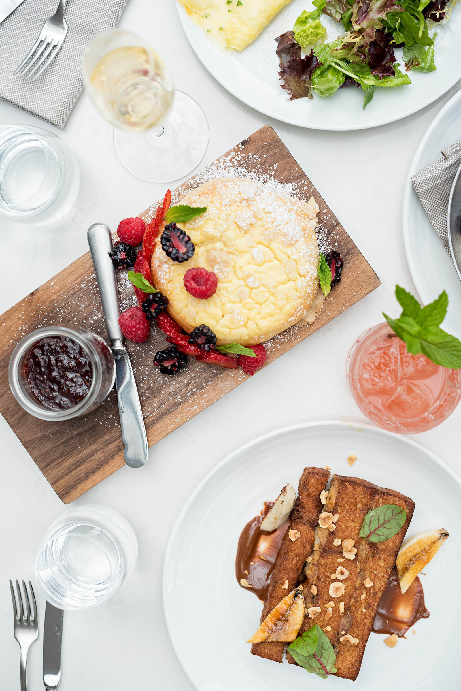 GreenRiver Brunch Chicago Streeterville