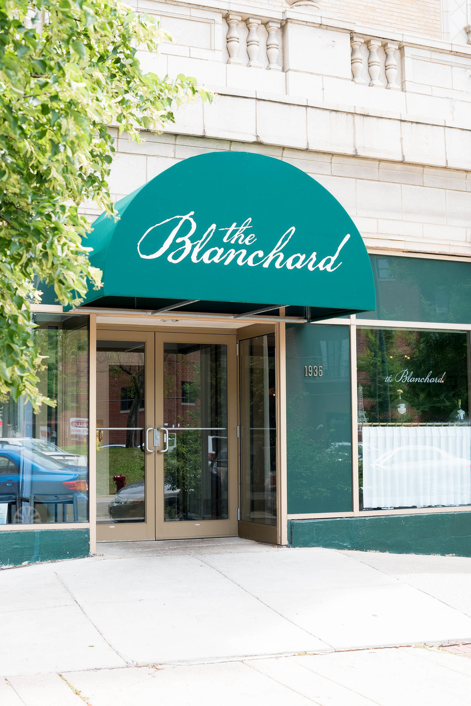 The Blanchard Chicago Brunch
