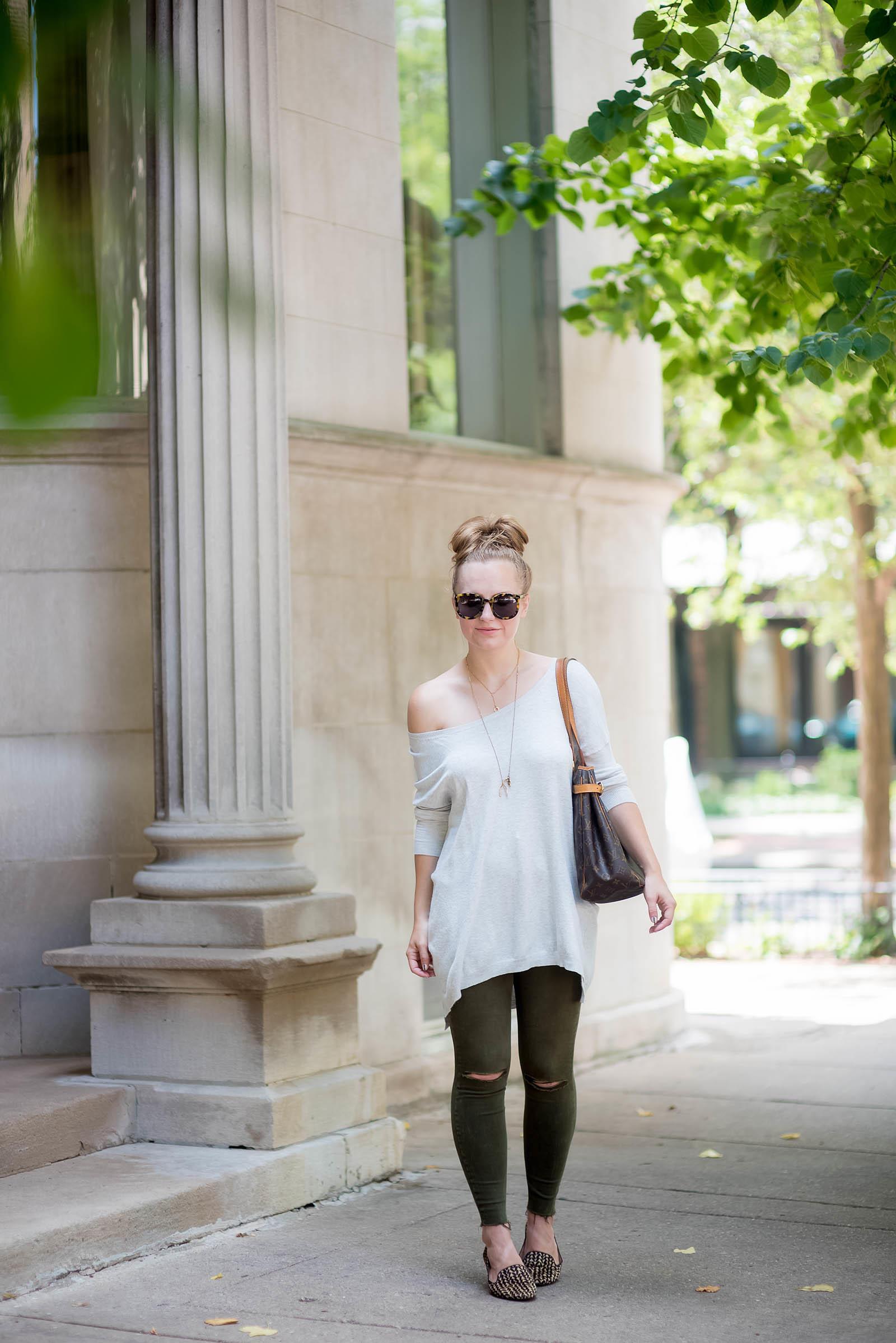 Back to School Style Louis Vuitton Zara