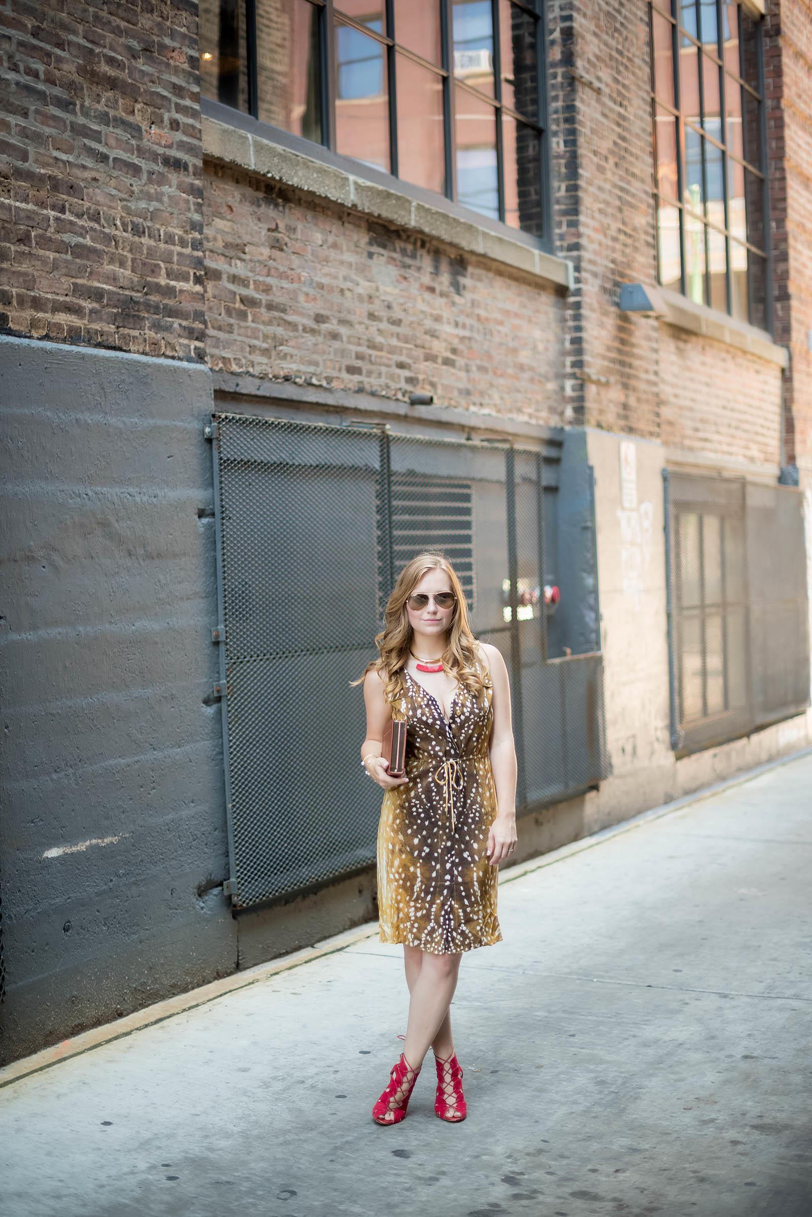 Summer Date Night Outfit Book Clutch