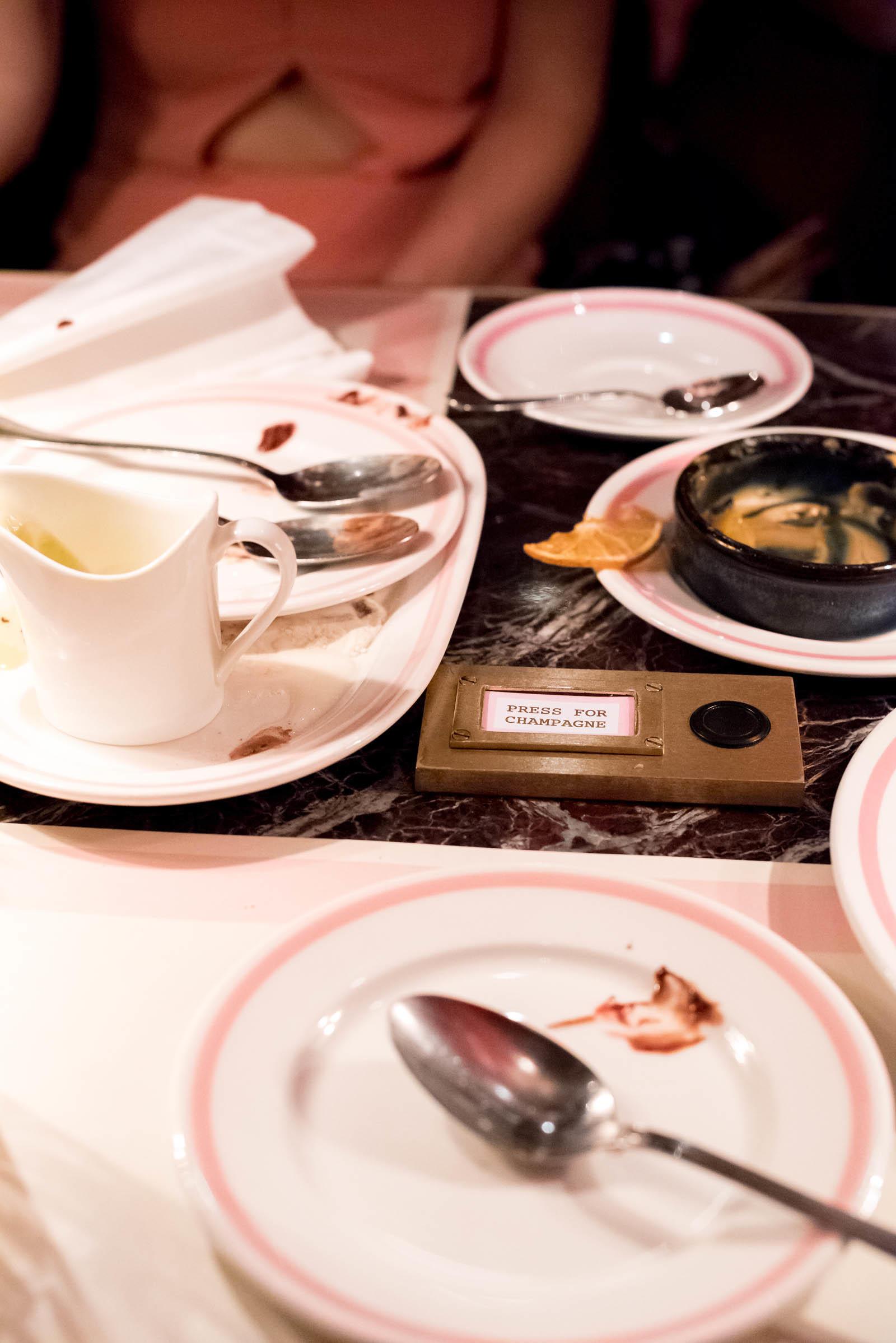 Bob Bob Ricard London Restaurant
