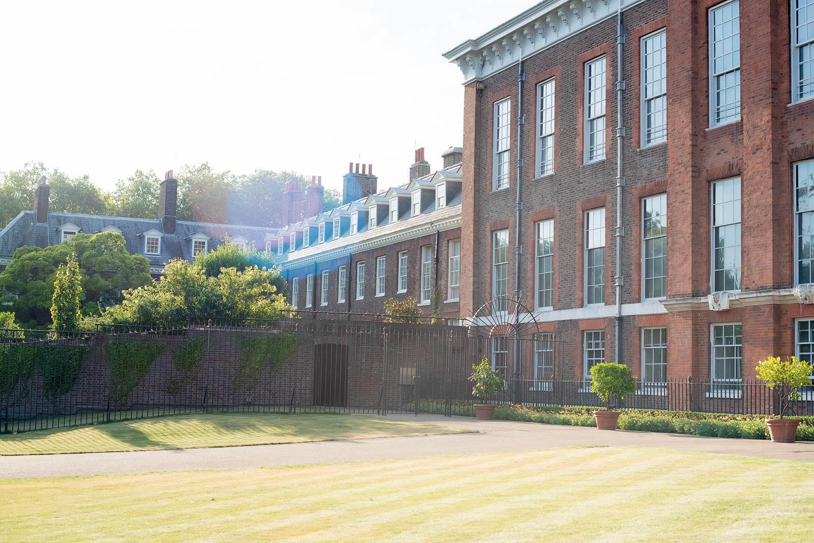 Kensington Palace Gardens London