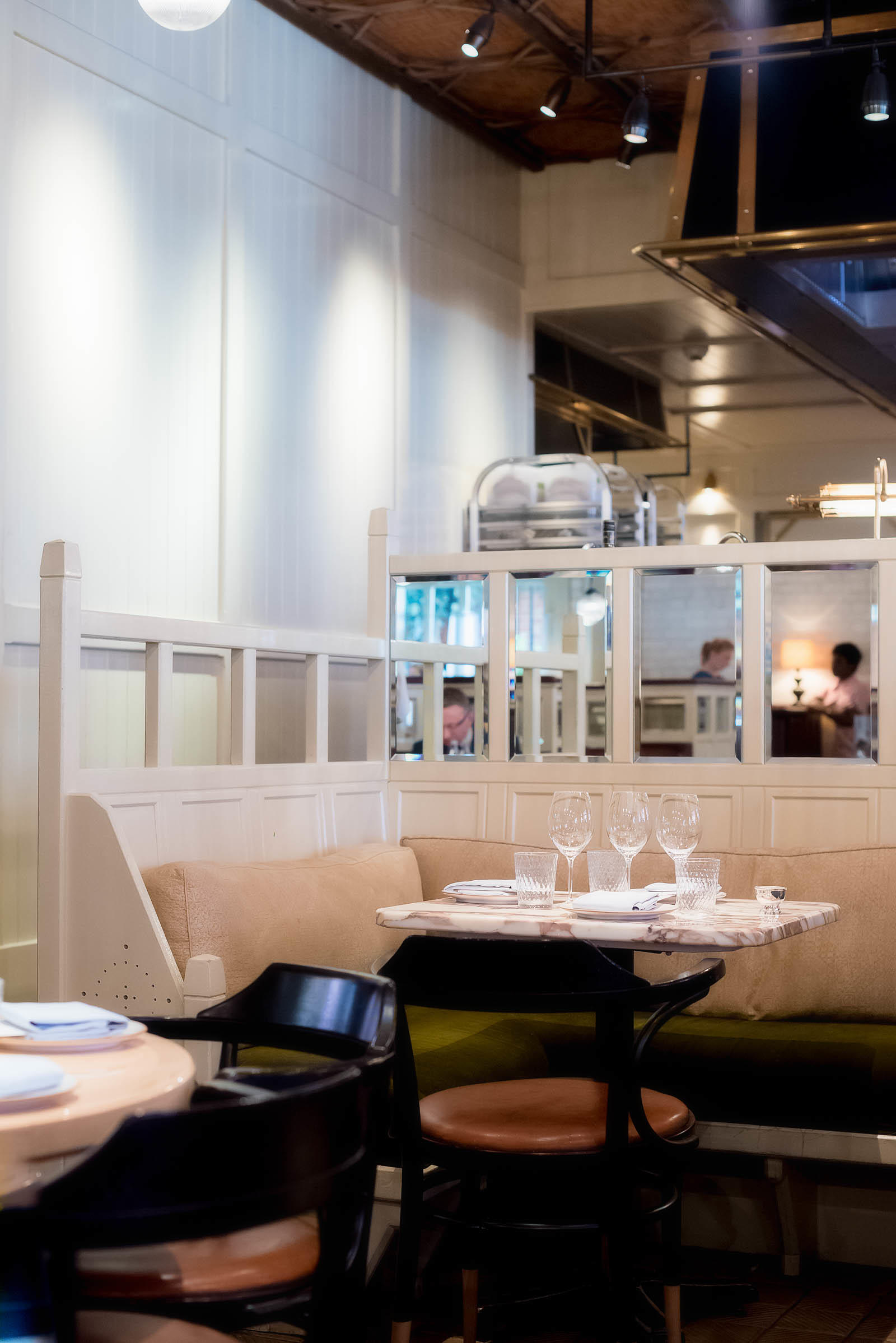 Chiltern Firehouse London Restaurant