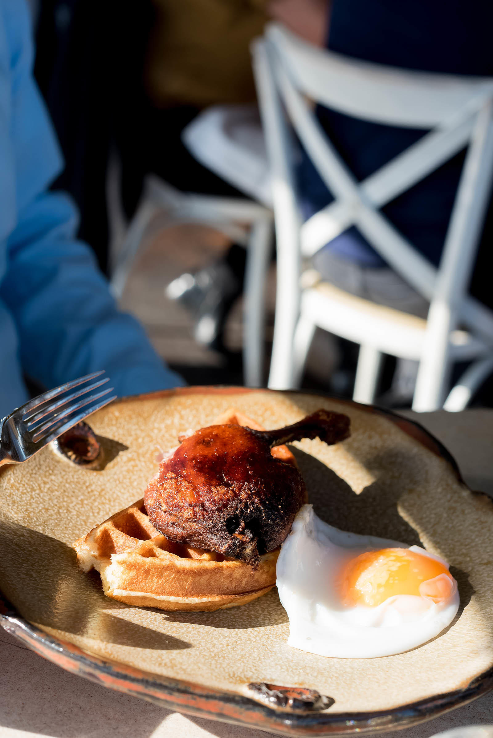 Duck & Waffle London Brunch