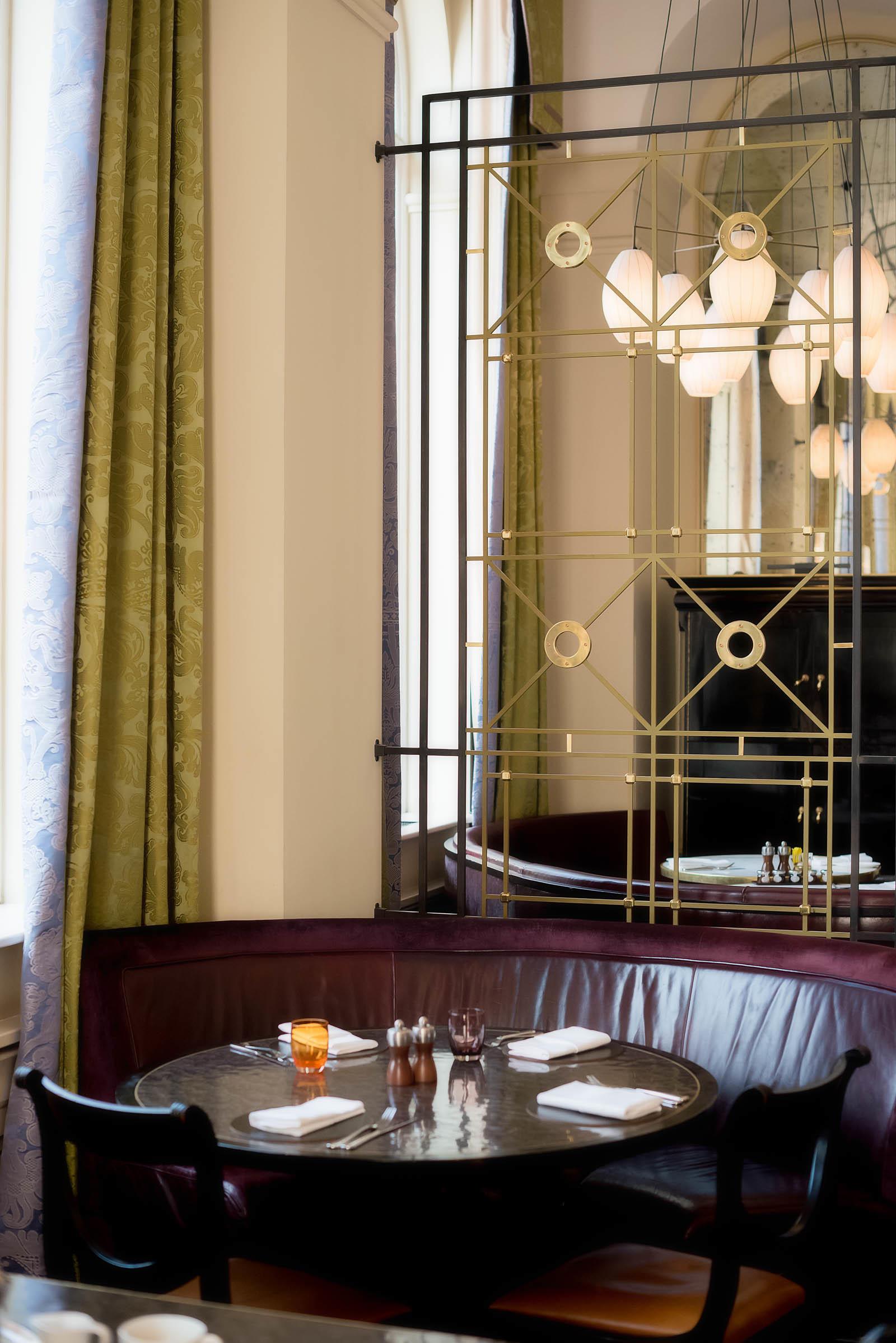 Sofitel St. James Hotel Balcon Restaurant