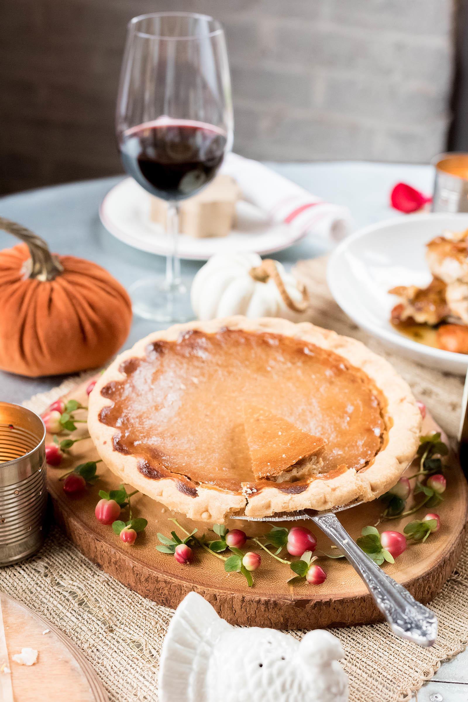 Thanksgiving Bar Siena Chicago