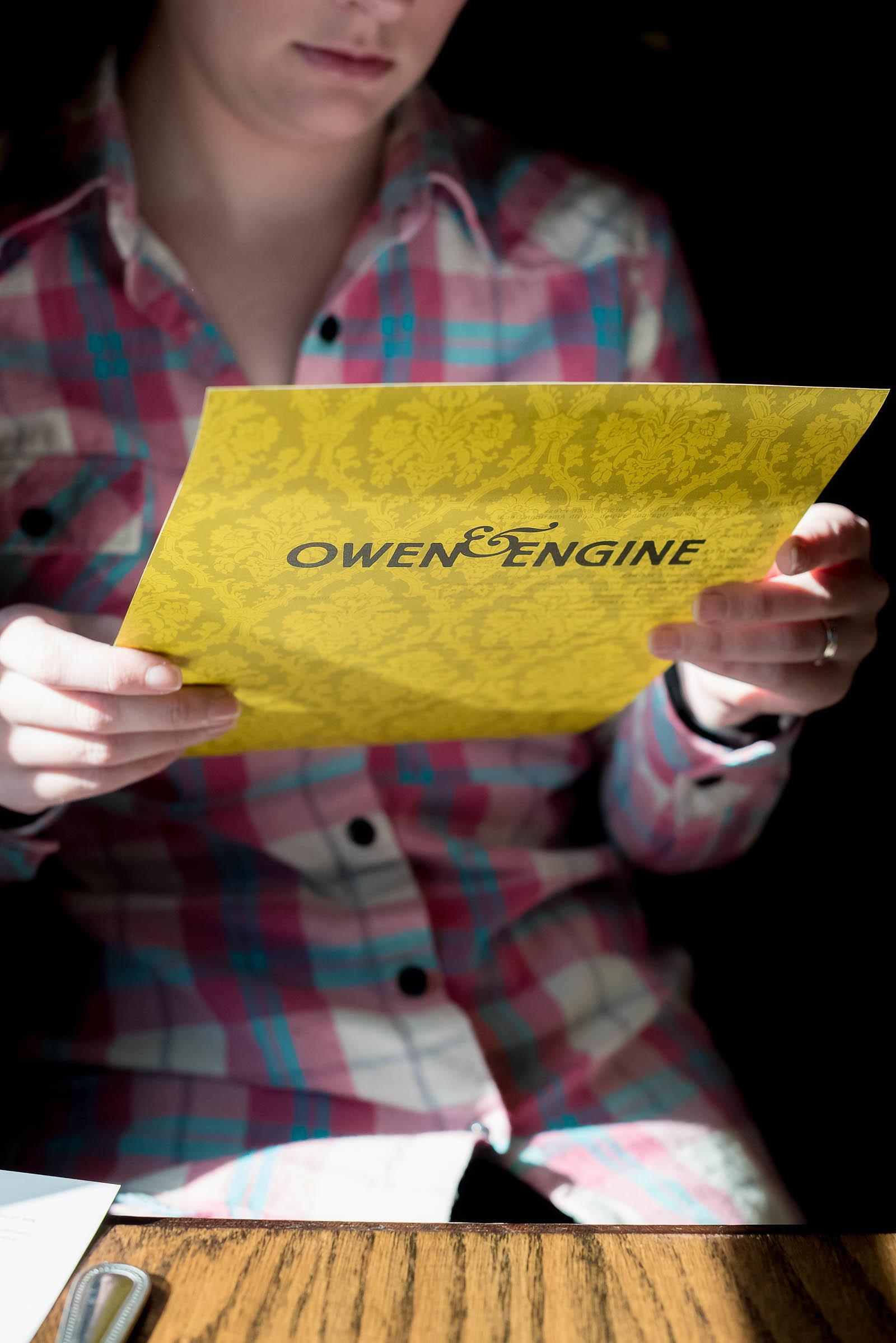 Owen & Engine Chicago Brunch Logan Square