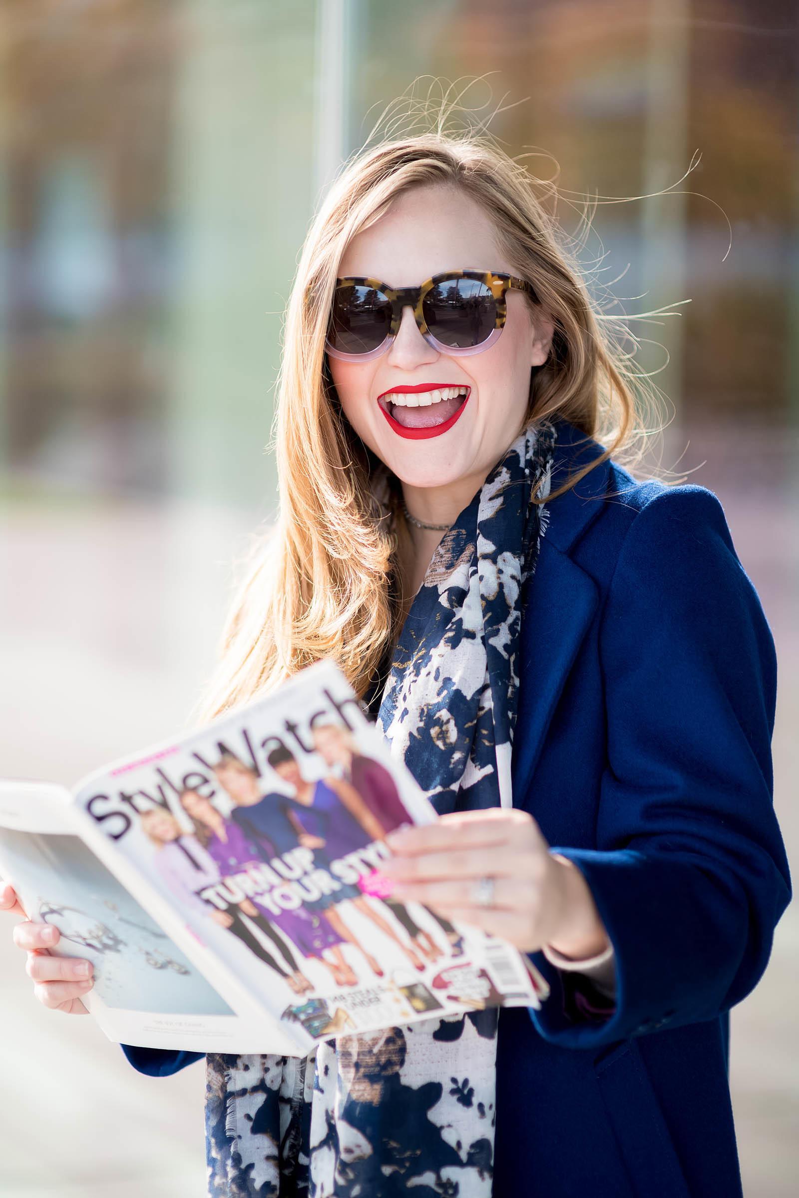 Style Watch Magazine November 2016 Blogger