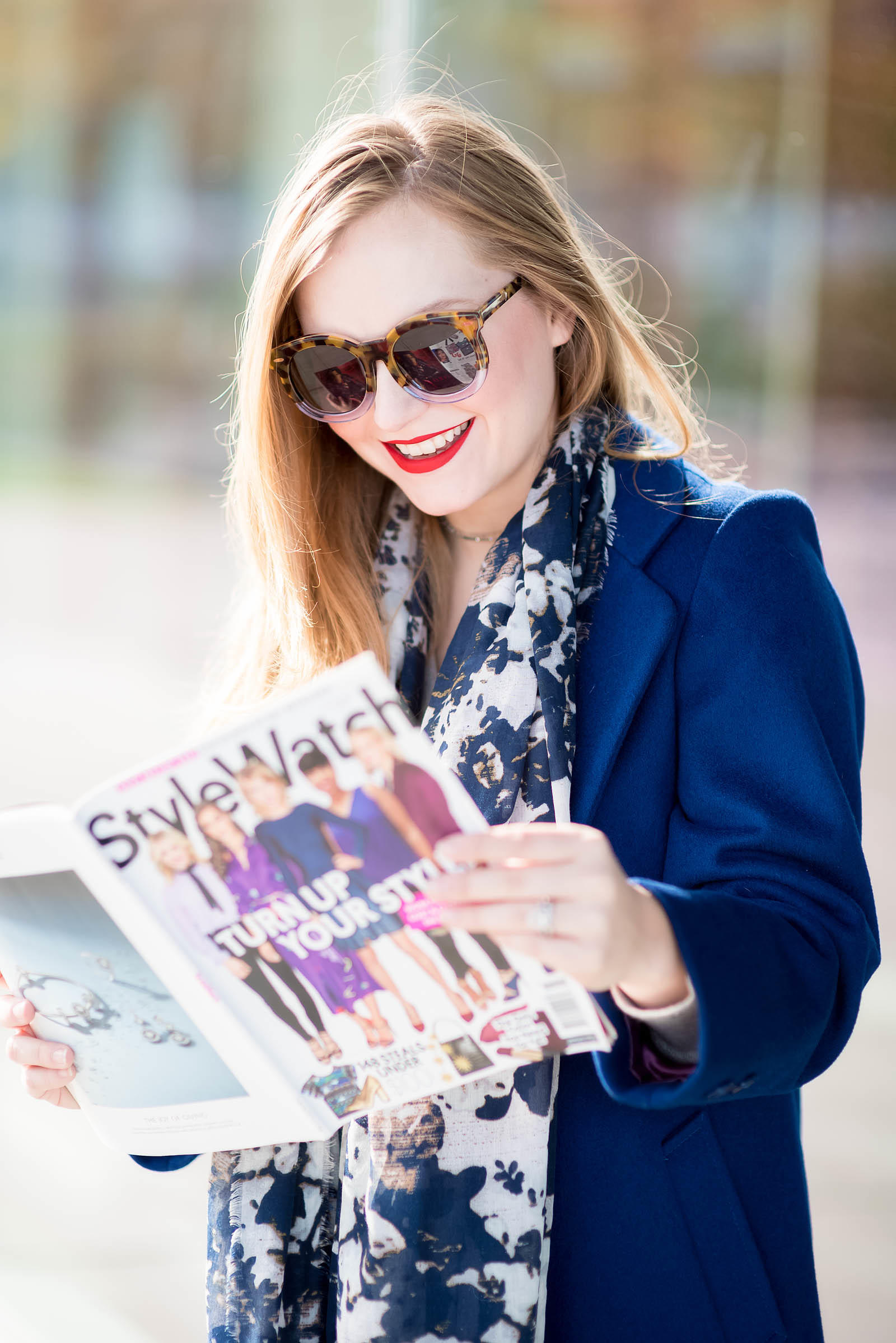 Style Watch Magazine November 2016 Blogger