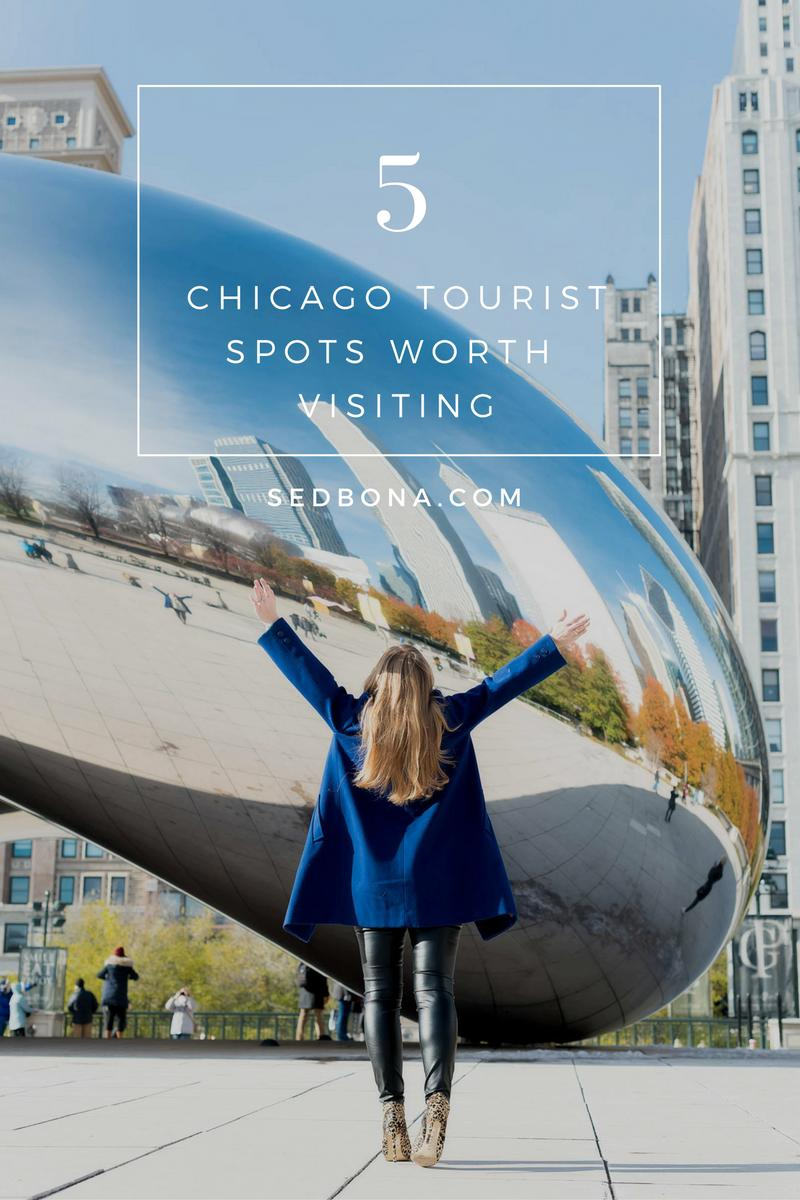 5 Chicago Tourist Spots Worth Visiting