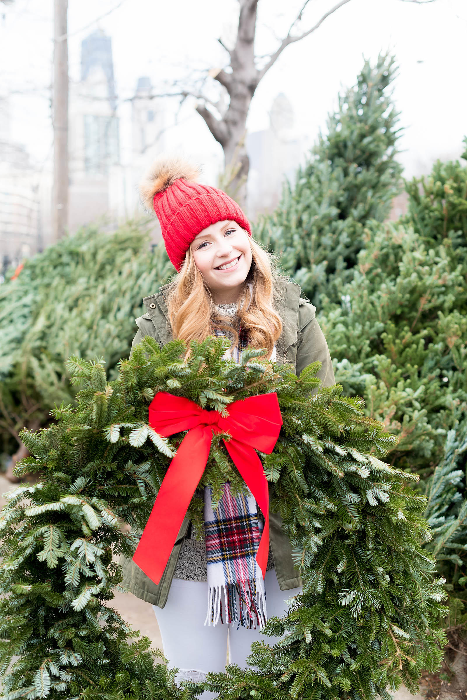 My Favorite Ways to Celebrate Christmas in Chicago - Sed Bona