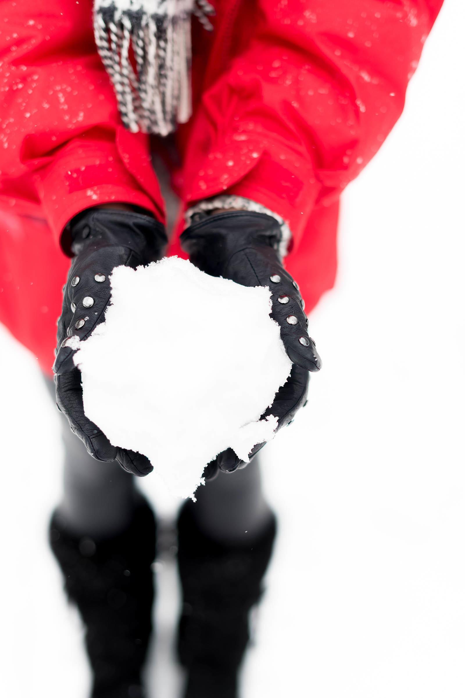 Winter Snow Day Style Essentials