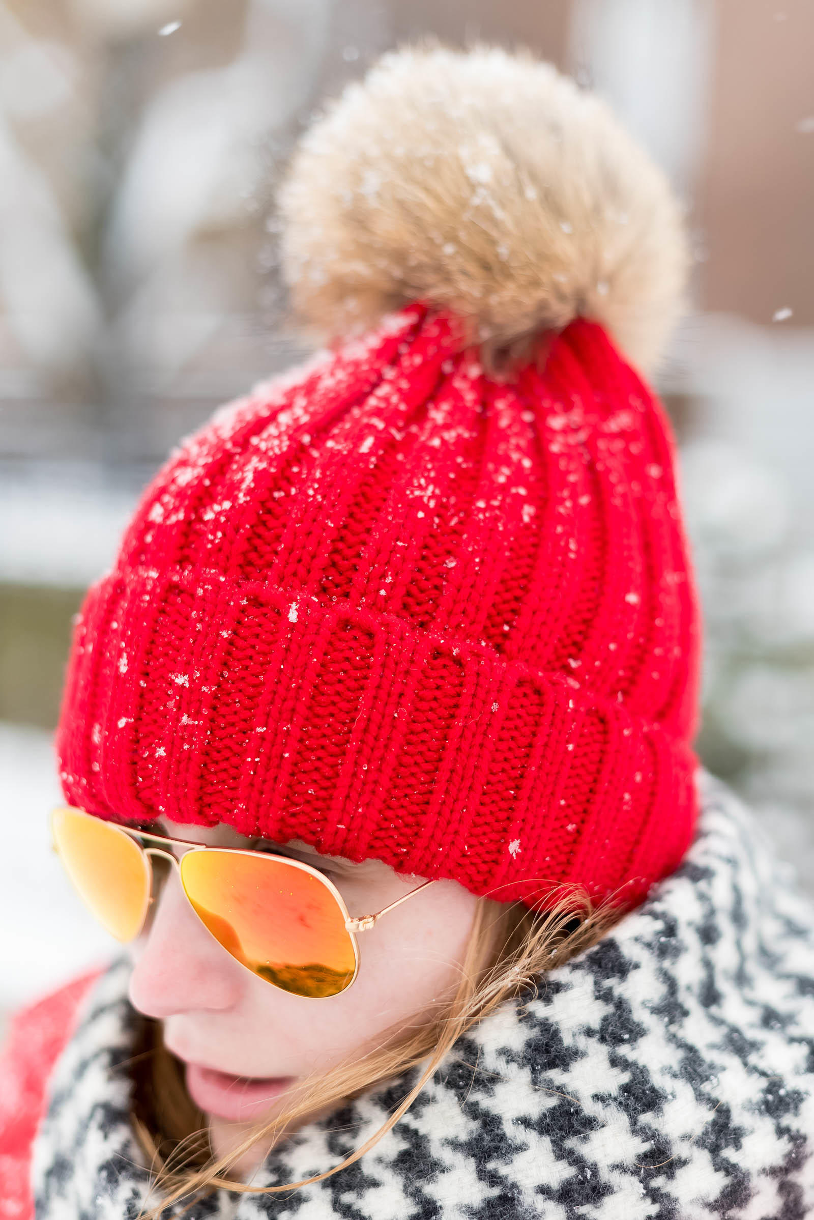 Winter Snow Day Style Essentials