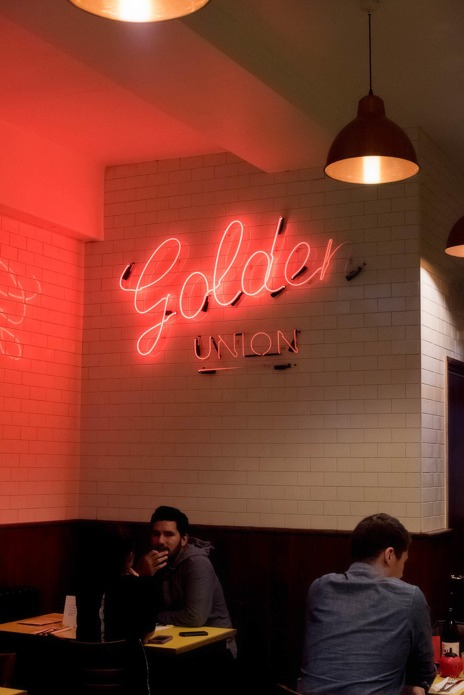 Golden Union Fish & Chips London