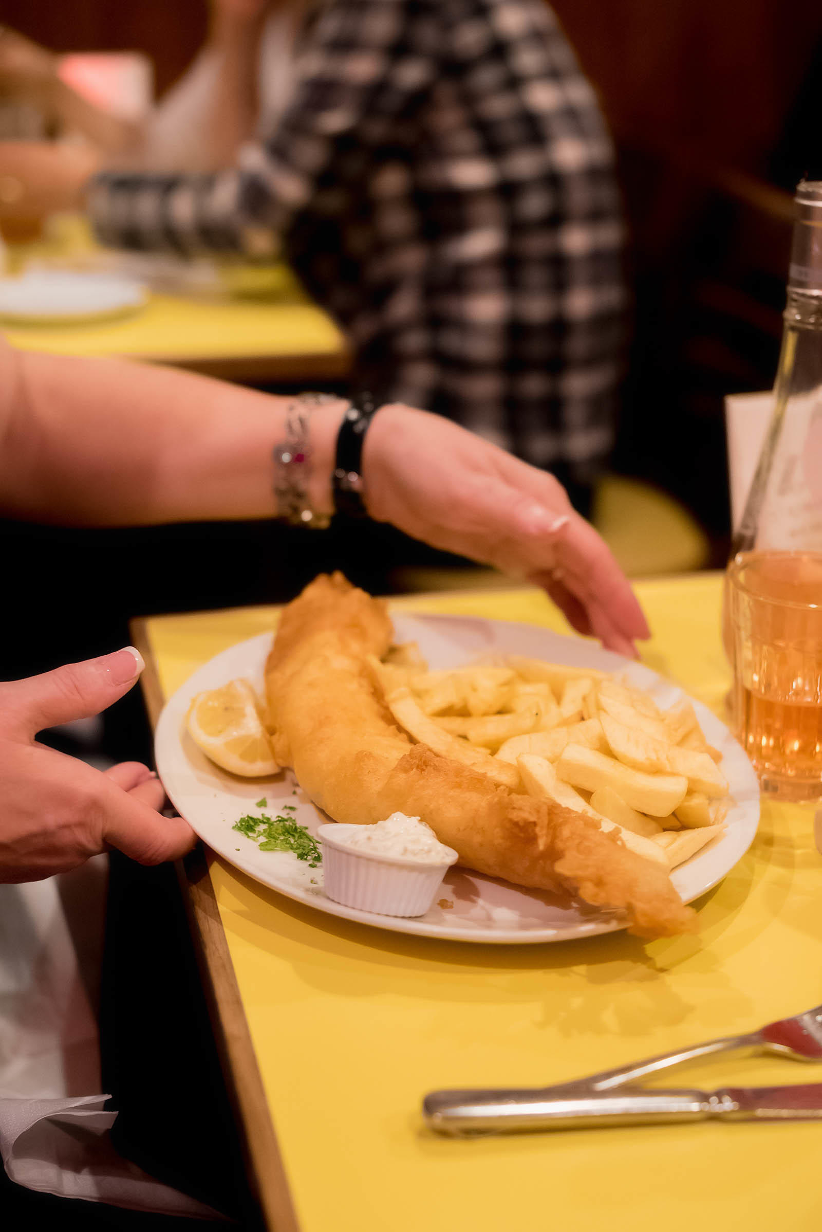 Golden Union Fish & Chips London