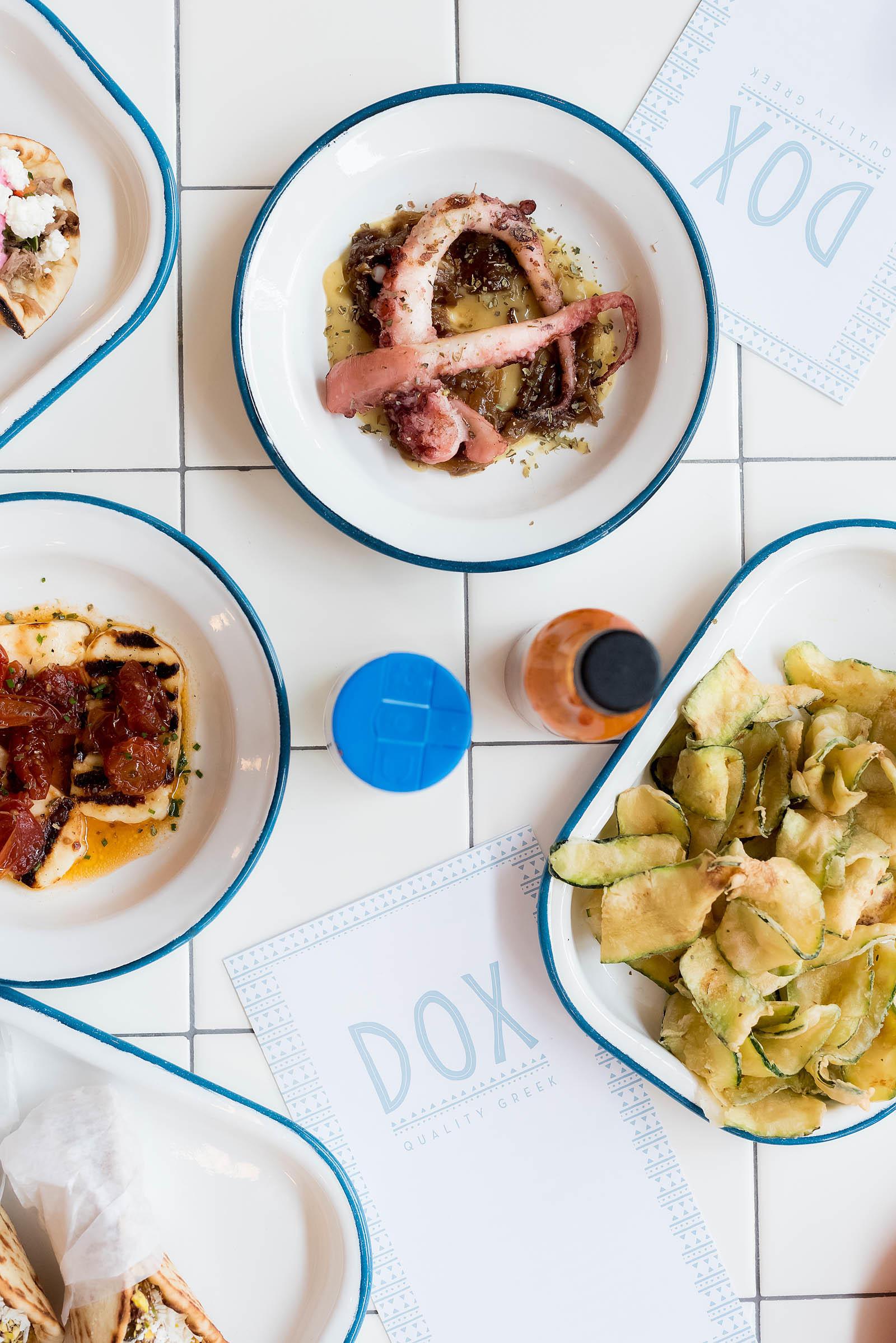 Dox Chicago Greek Restaurant Wicker Park